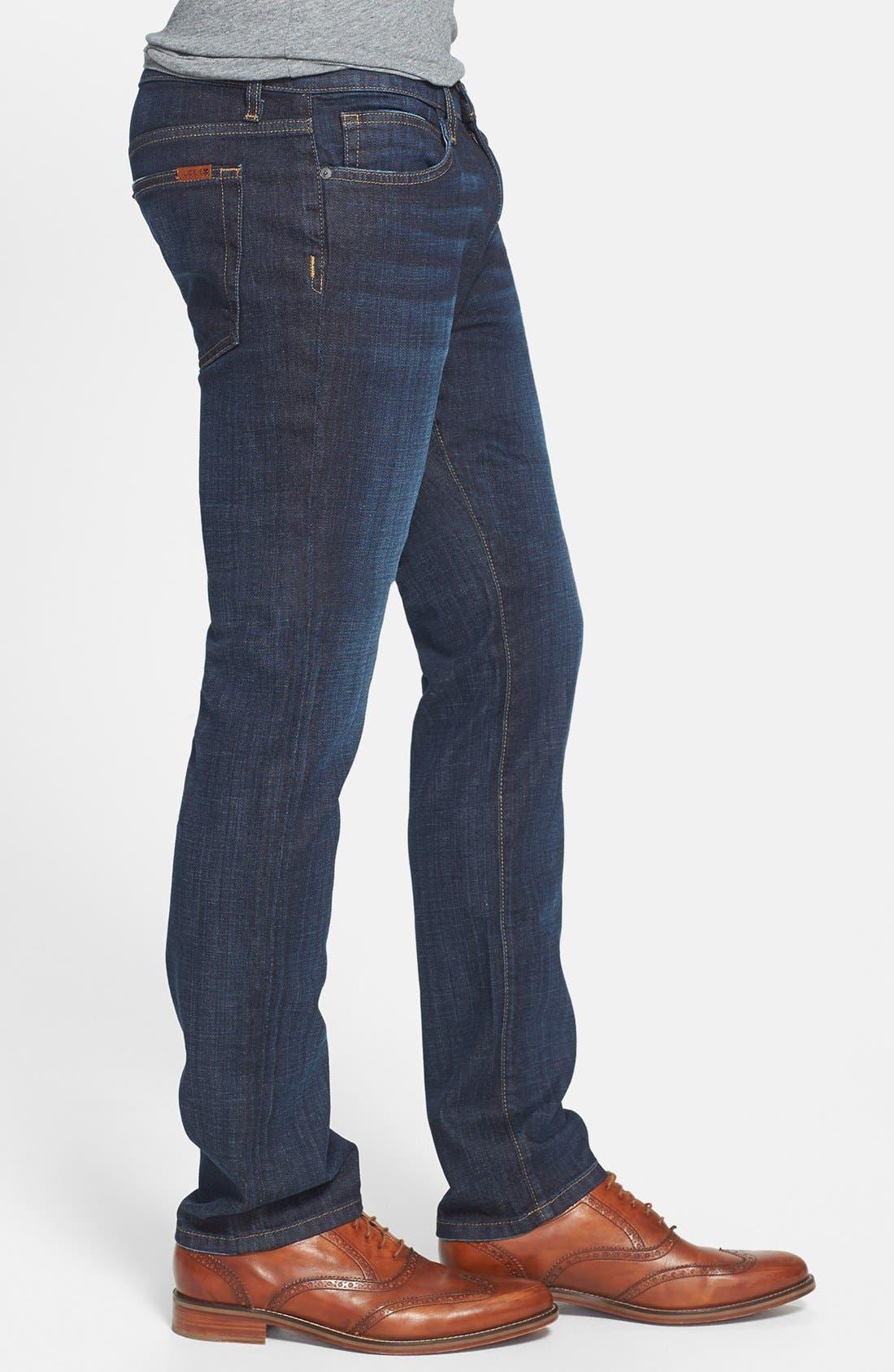 Alternate Image 3  - Joe's 'Slim' Skinny Fit Jeans (Hunter)