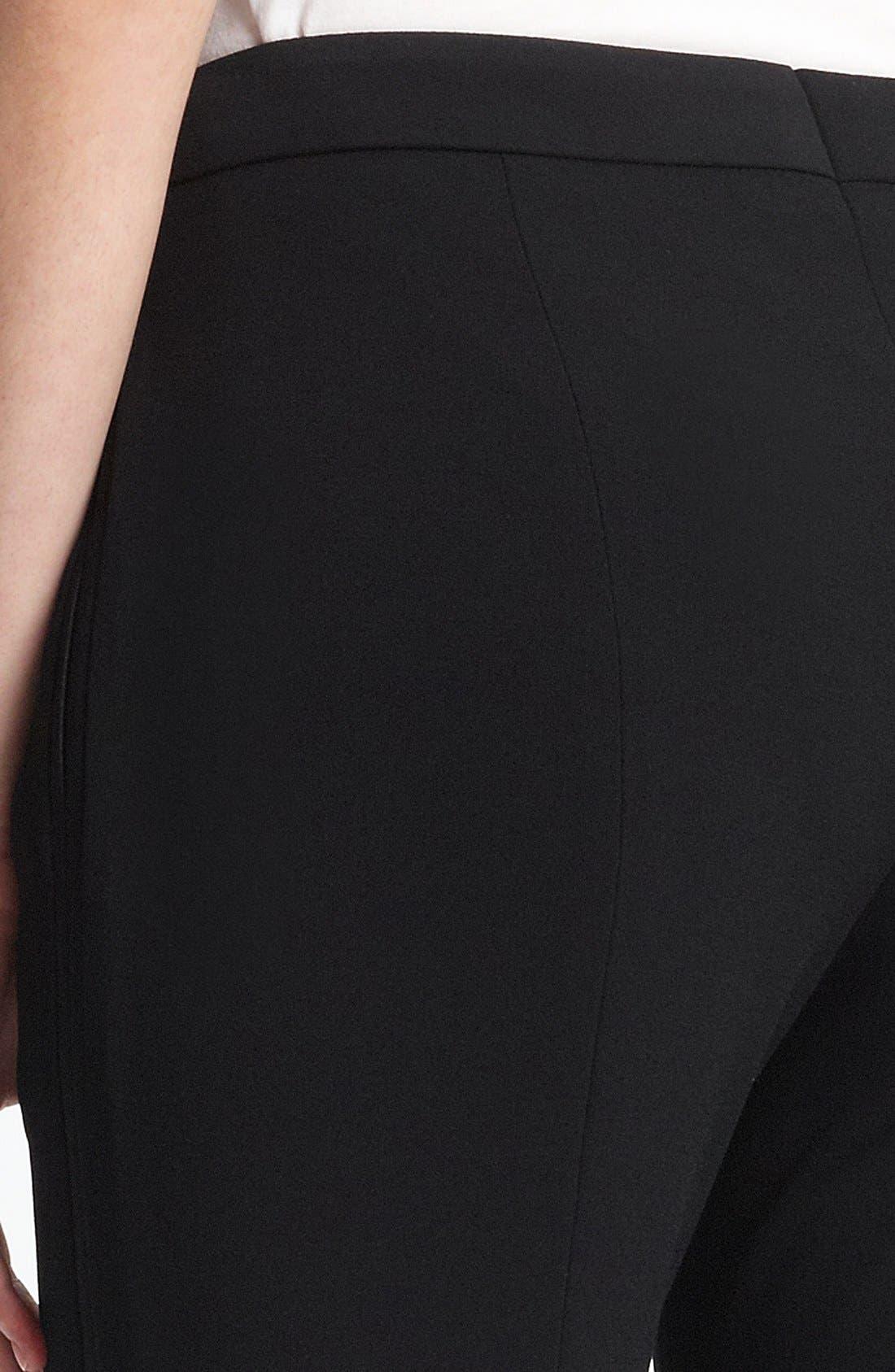 Alternate Image 3  - ESCADA Slim Crop Pants