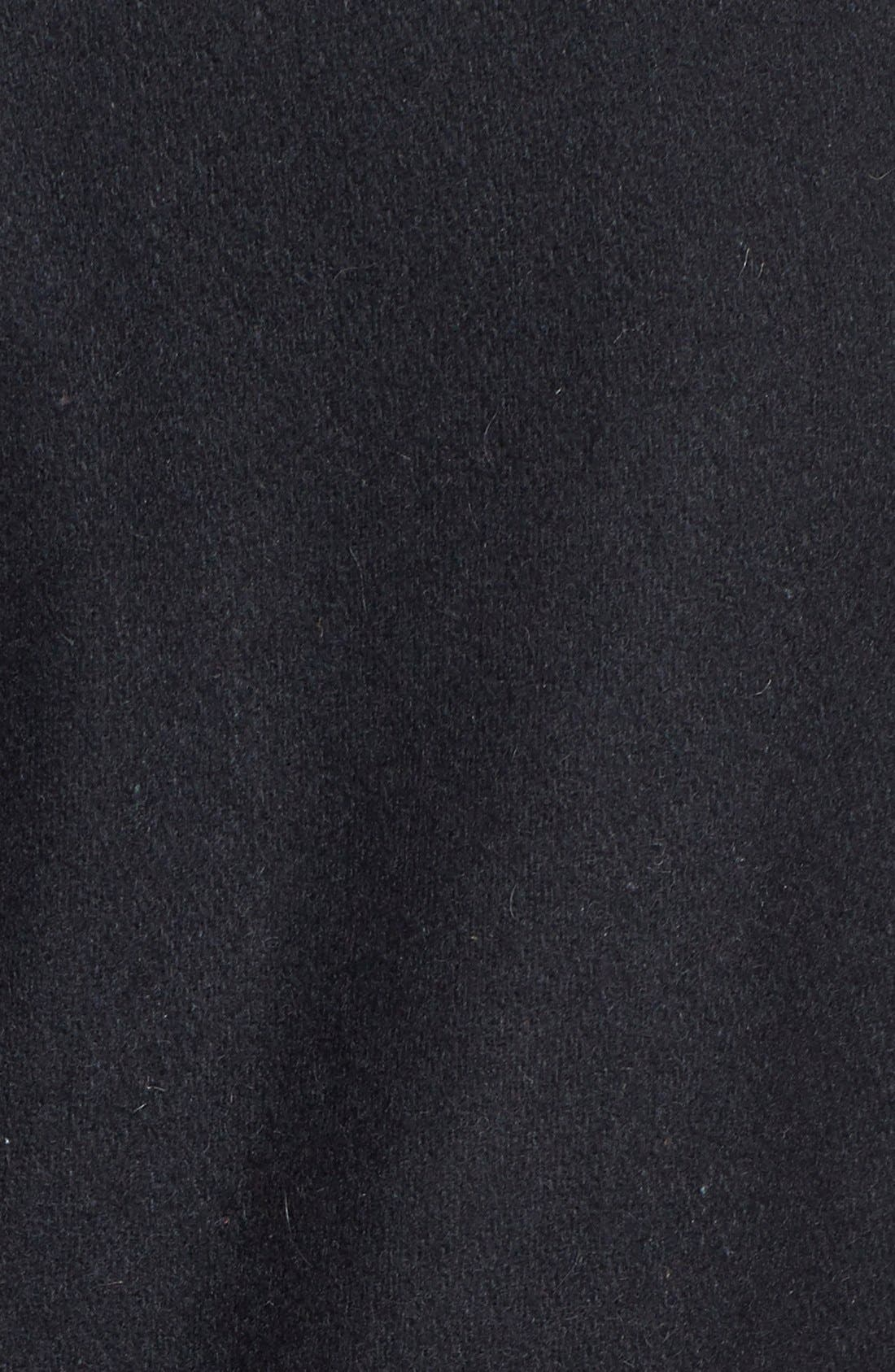 Alternate Image 3  - Tildon Collarless Babydoll Coat