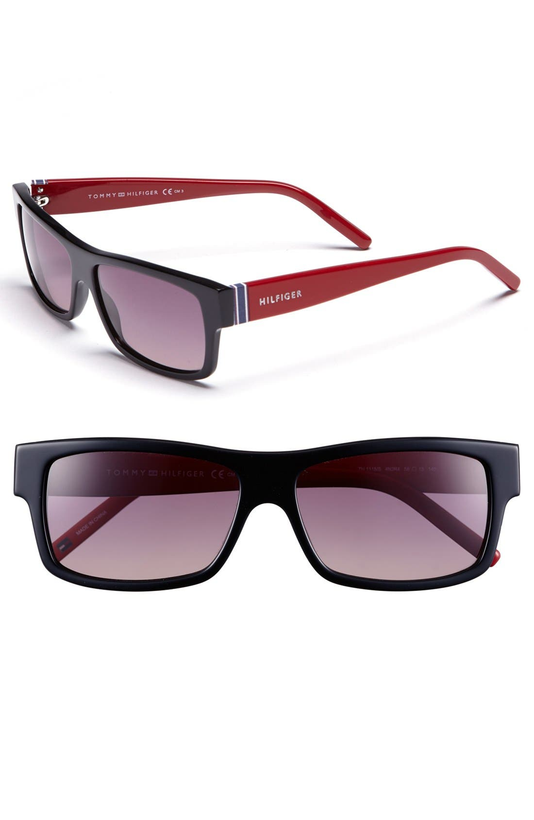 Main Image - Tommy Hilfiger 56mm Retro Sunglasses