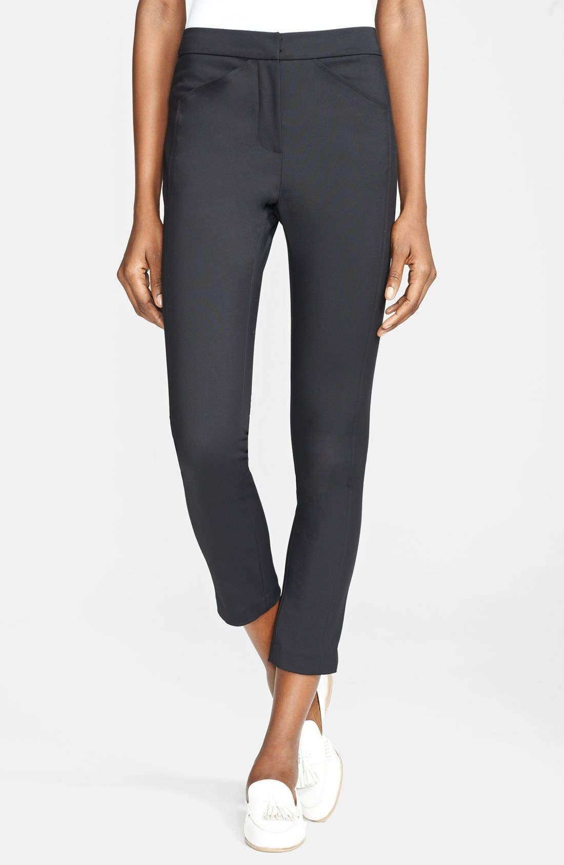 Main Image - Tracy Reese 'The Tracy' Skinny Crop Pants