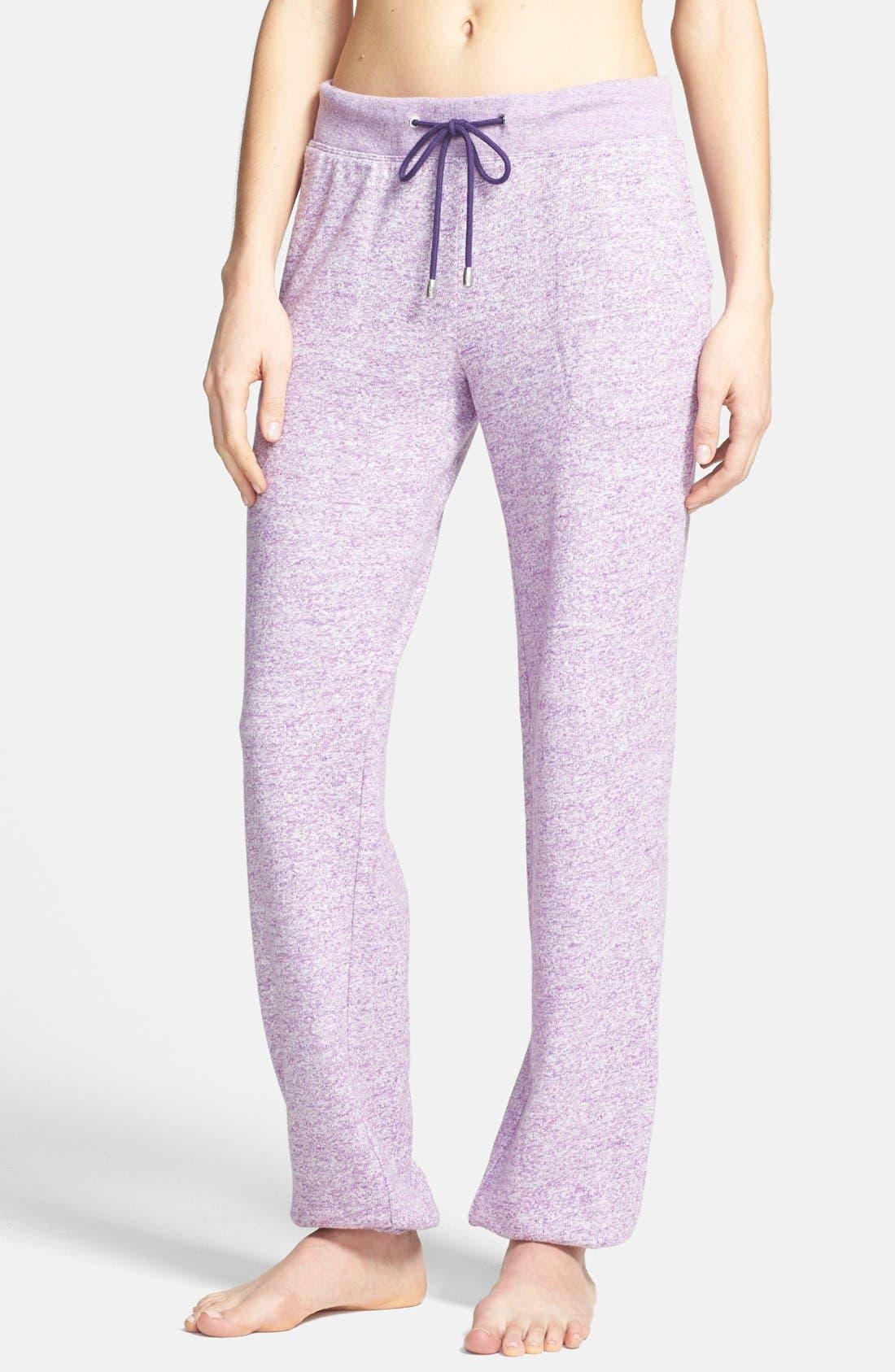 Alternate Image 1 Selected - UGG® Australia 'Kulev' Slub Knit Pants