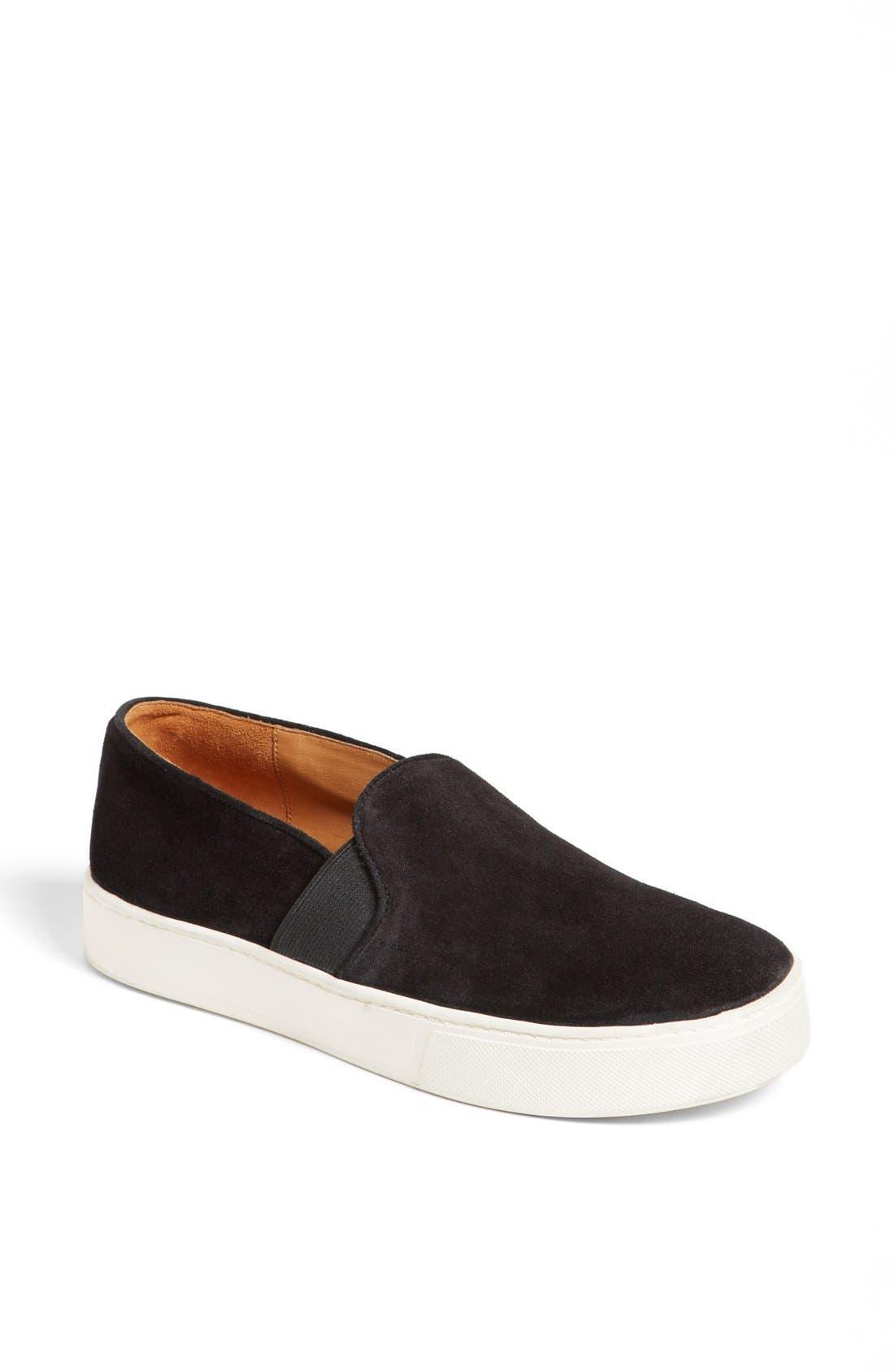 'Blair 3' Sneaker,                             Main thumbnail 1, color,                             Black
