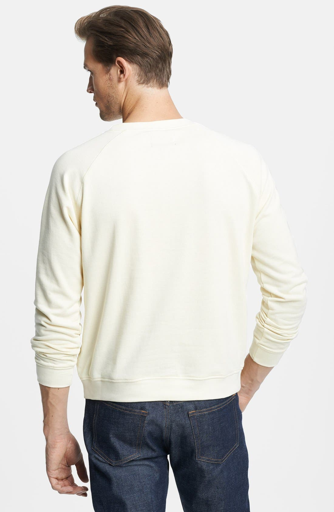 Alternate Image 2  - Pendleton Portland Collection Sweatshirt