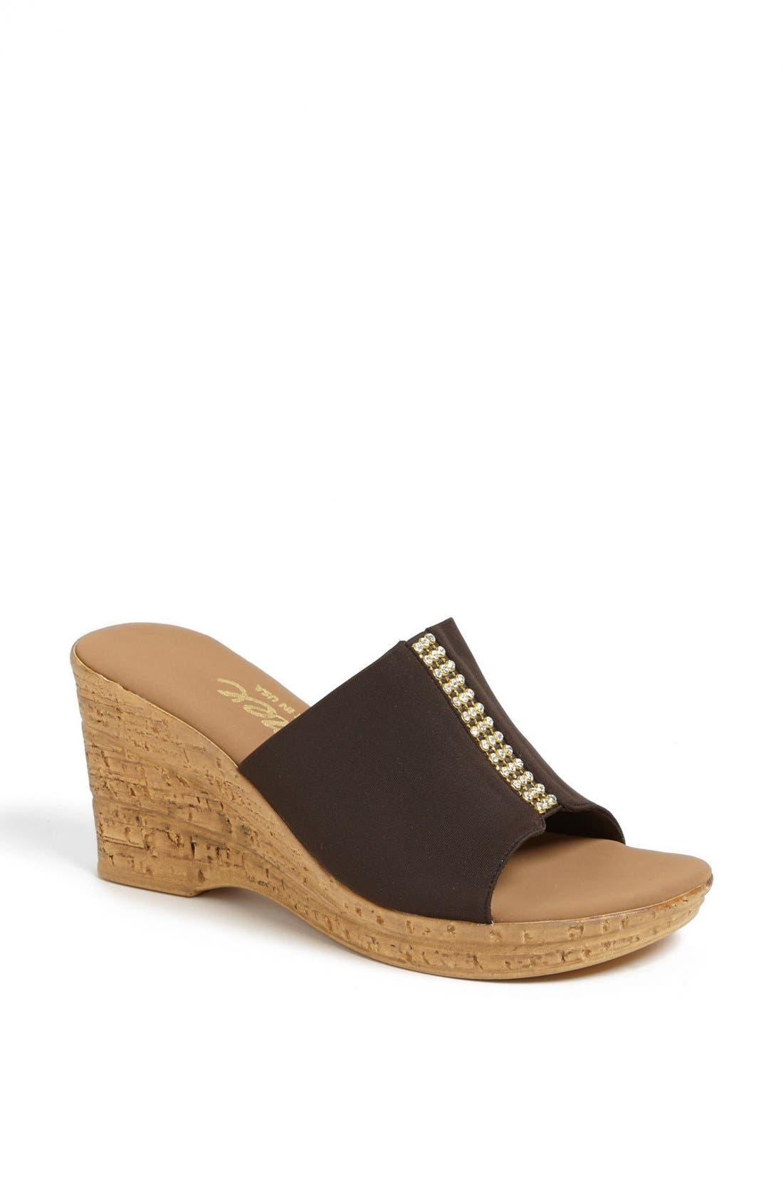 Main Image - Onex 'Billie' Wedge Sandal