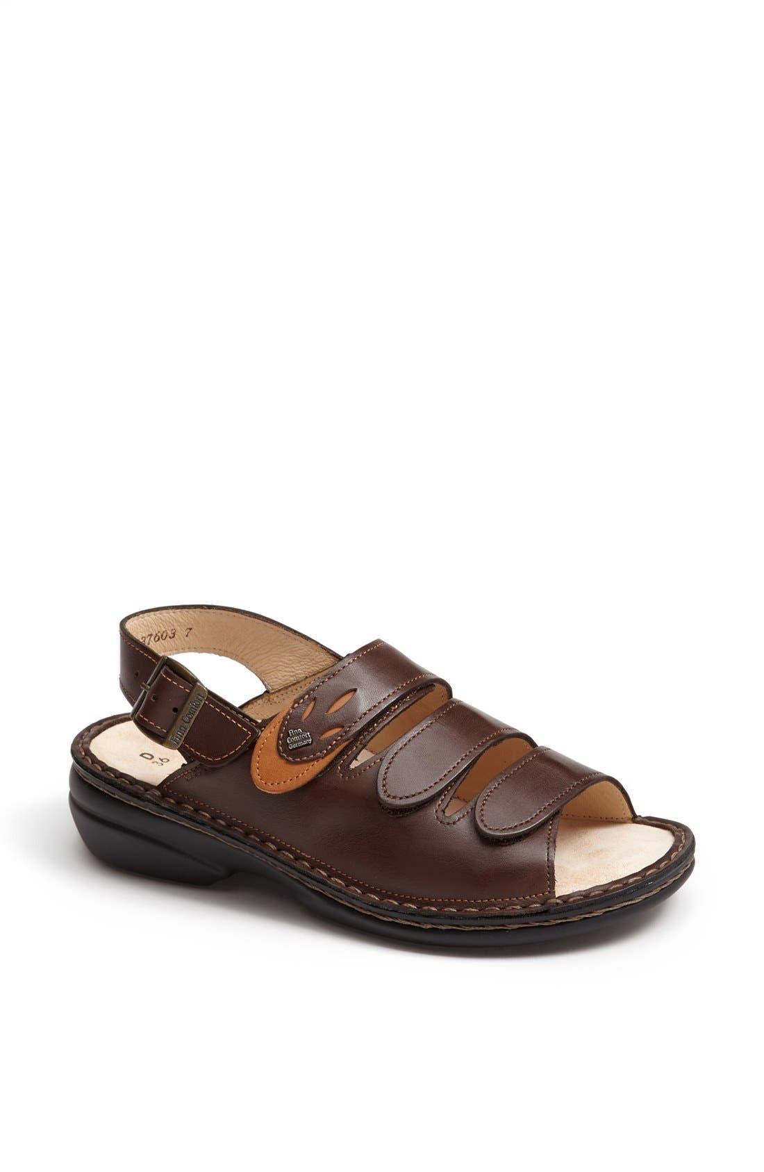 Main Image - Finn Comfort 'Saloniki' Sandal