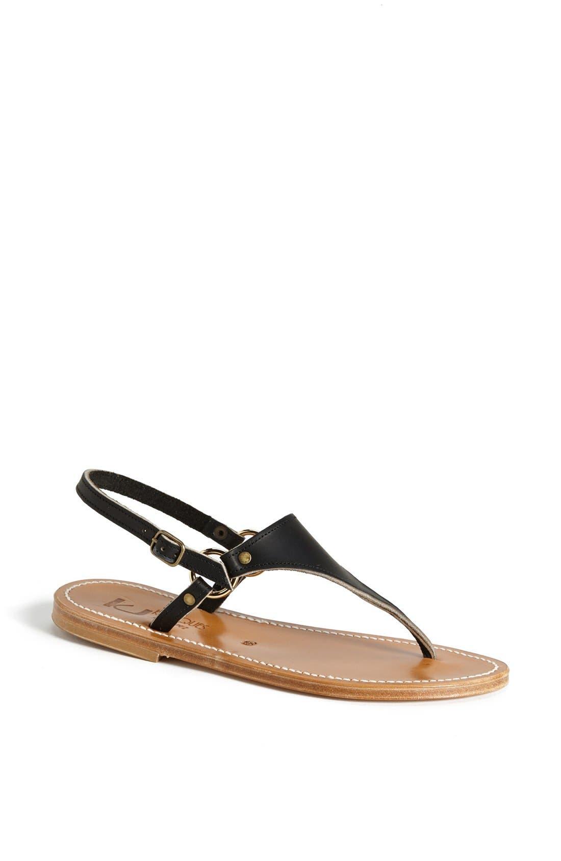 K Jacques St. Tropez Triton Thong Sandals cheap sale 2014 unisex qAopGpqjM