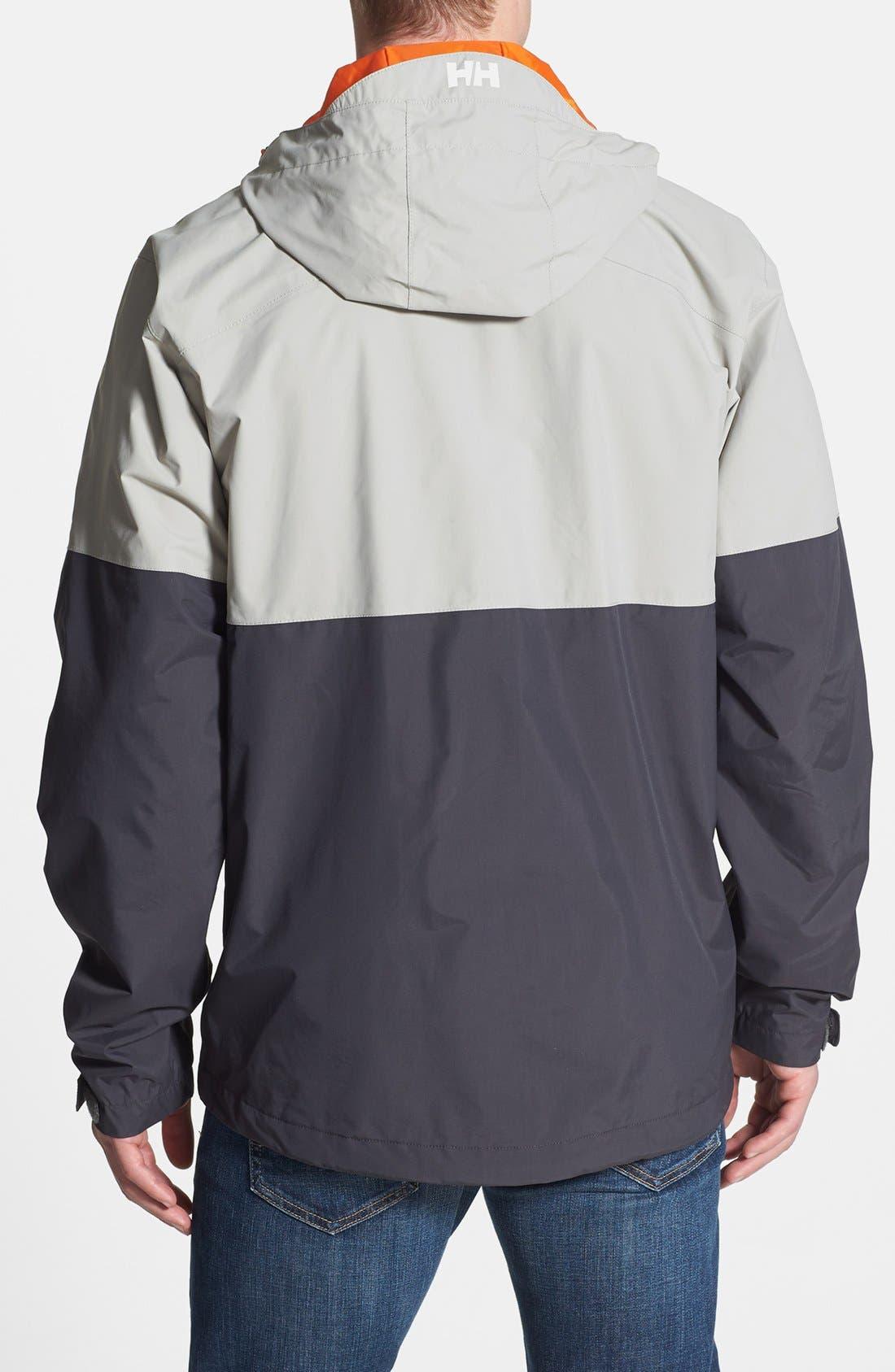 Alternate Image 2  - Helly Hansen 'Fremont' Waterproof Rain Jacket