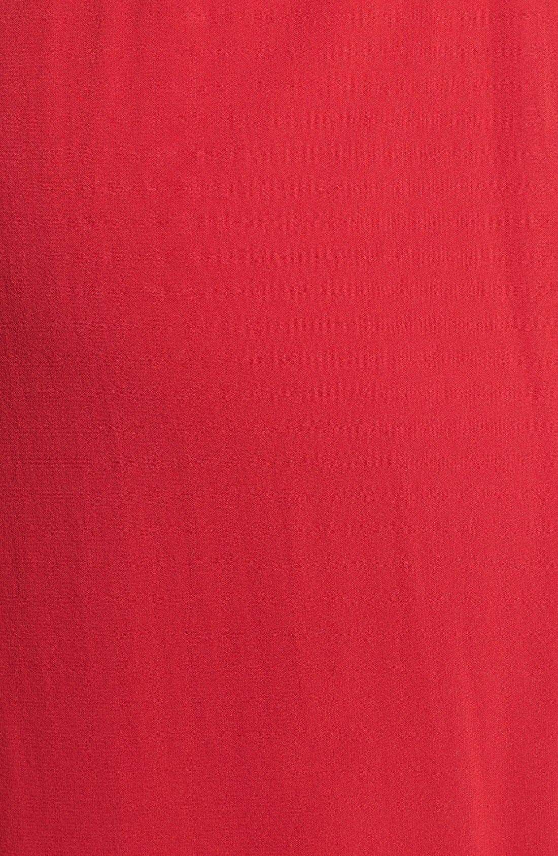 Alternate Image 3  - Jill Jill Stuart Pleated Stretch Silk Gown