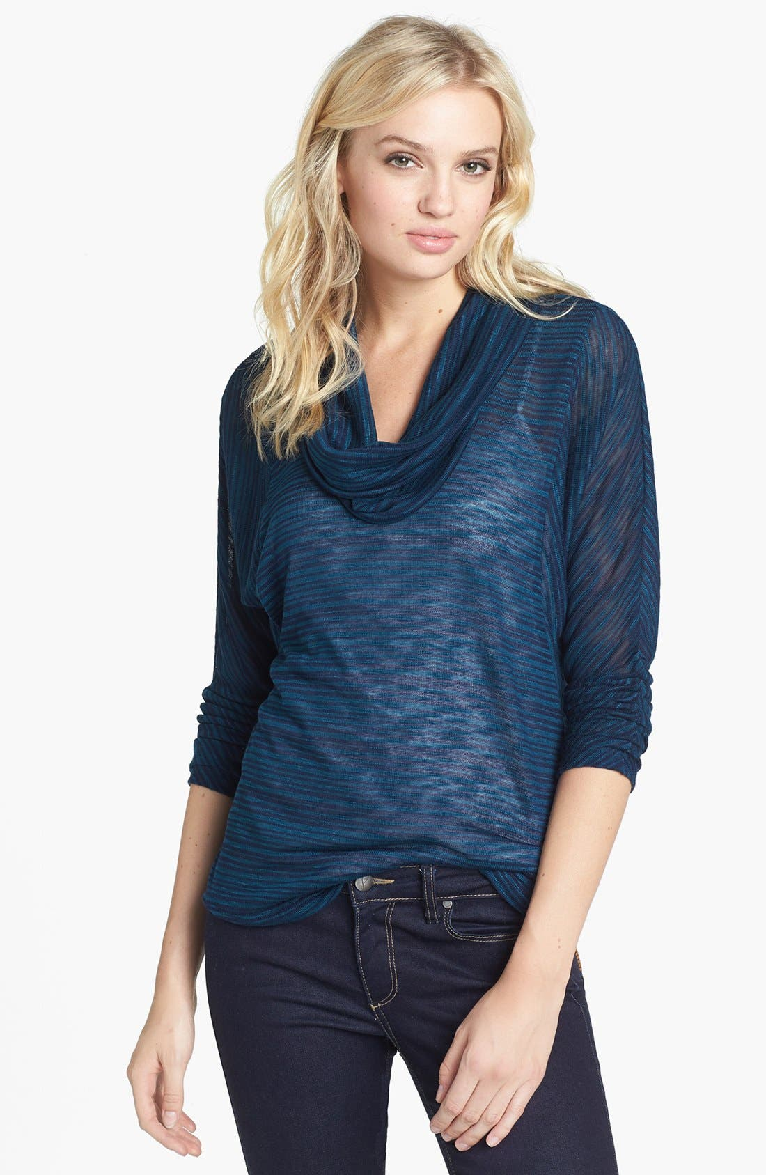 Alternate Image 1 Selected - Splendid Cowl Neck Sweater