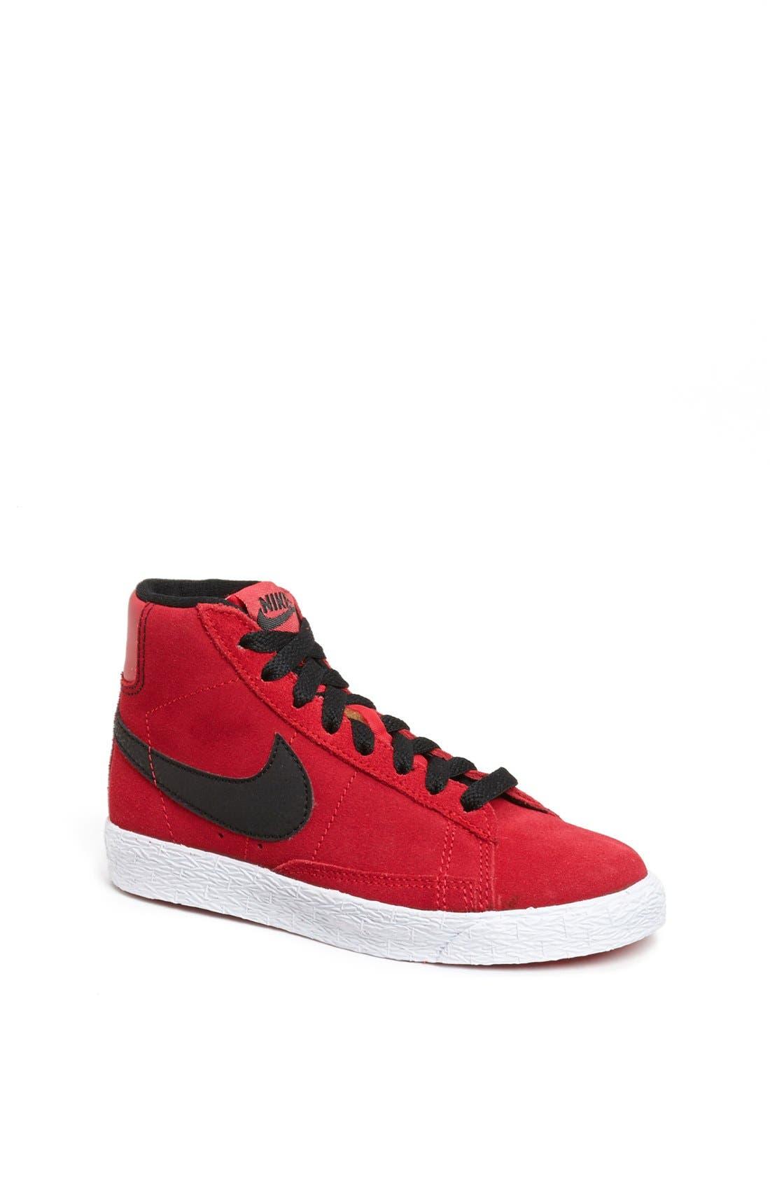 Nike Blazer Chaussures Enfant Mi Vintage