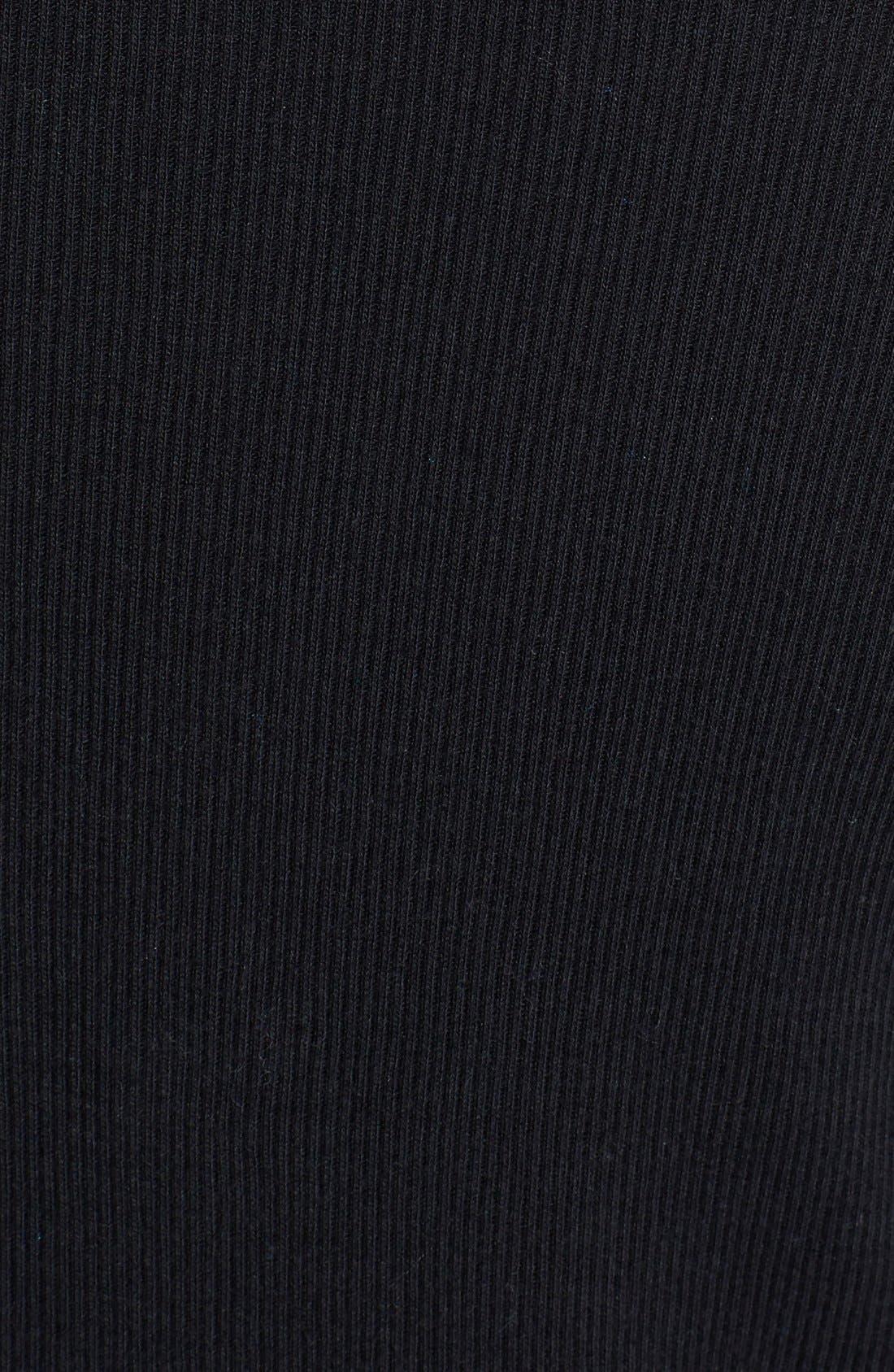 Alternate Image 4  - PJ Salvage Henley Tee (Plus Size)