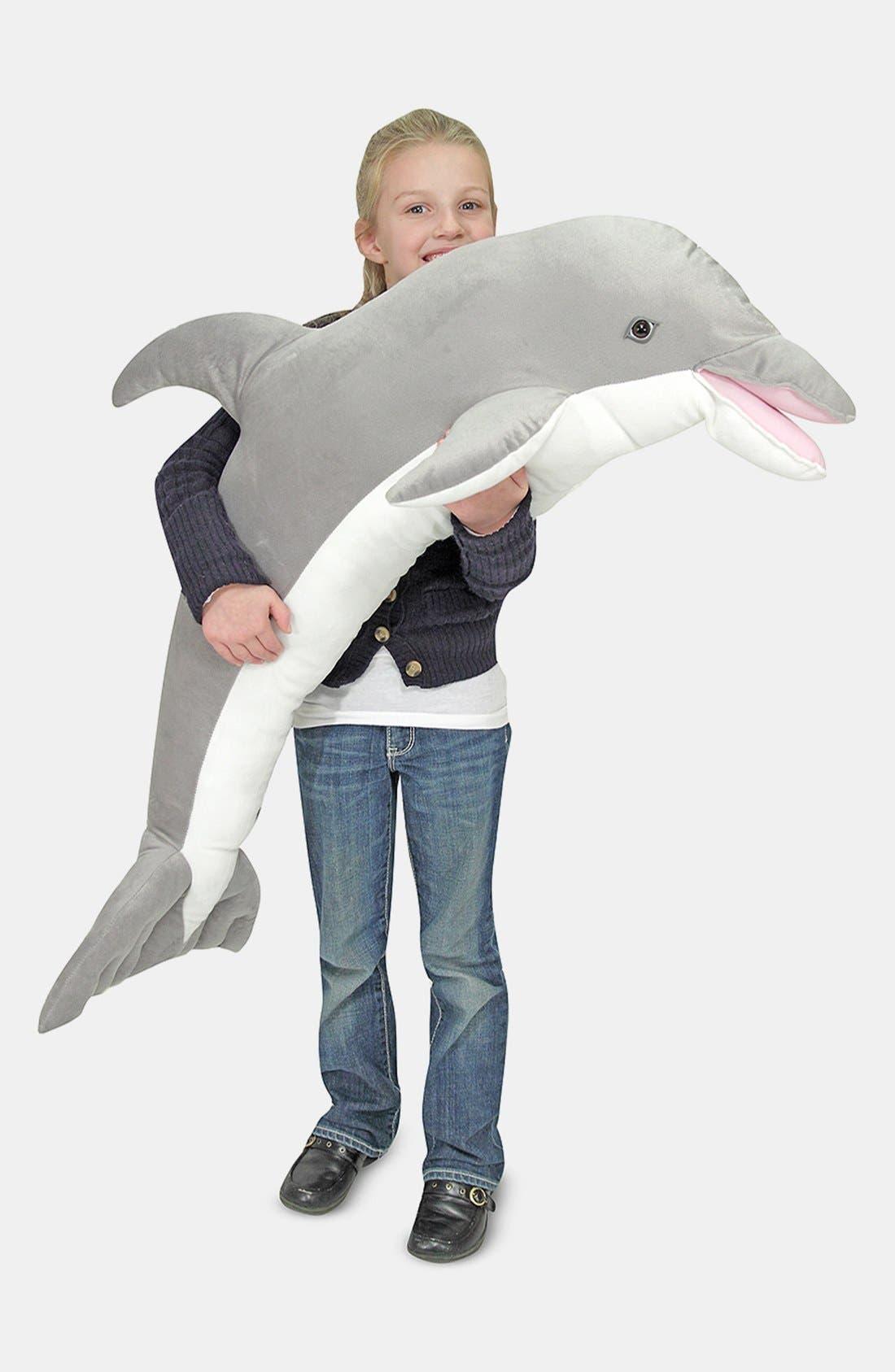 Main Image - Melissa & Doug Oversized Dolphin