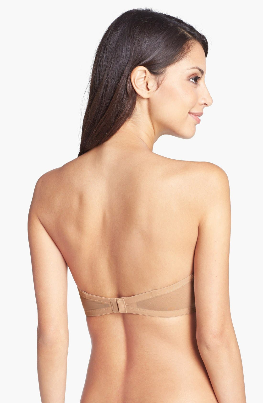 Alternate Image 6  - DKNY 'Seductive Lights' Convertible Padded Underwire Bra