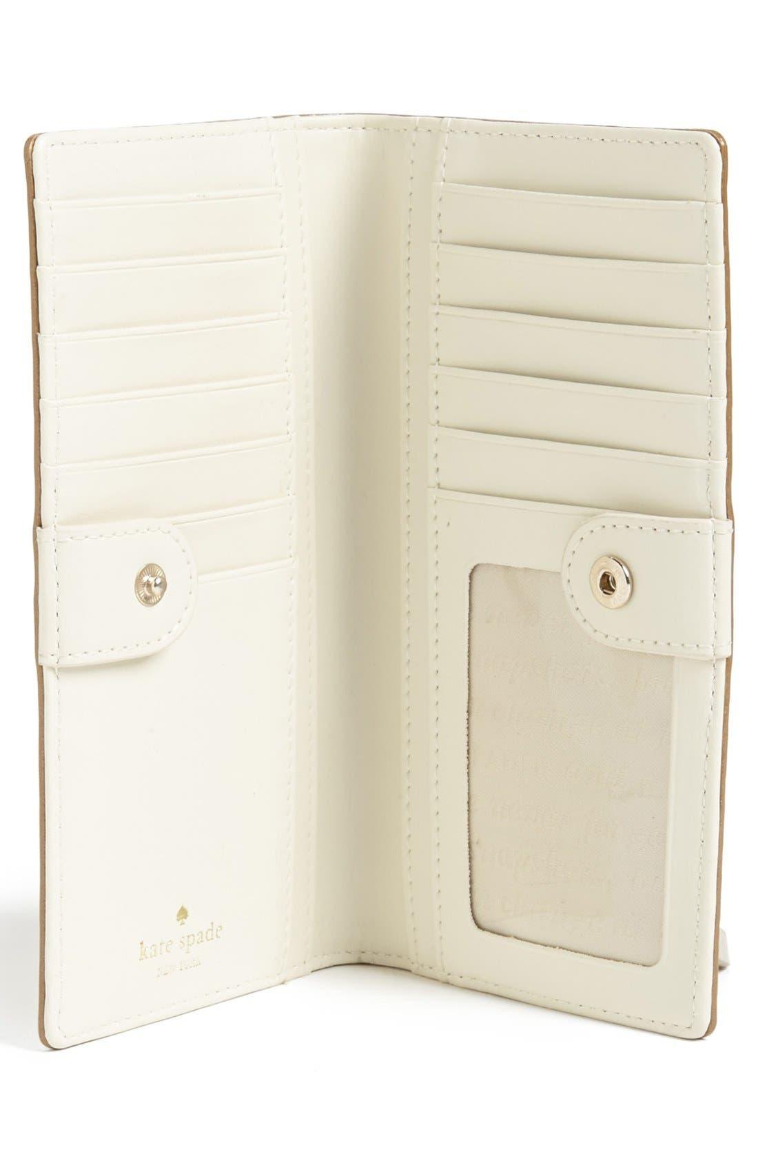 Alternate Image 2  - kate spade new york 'stacy' wallet
