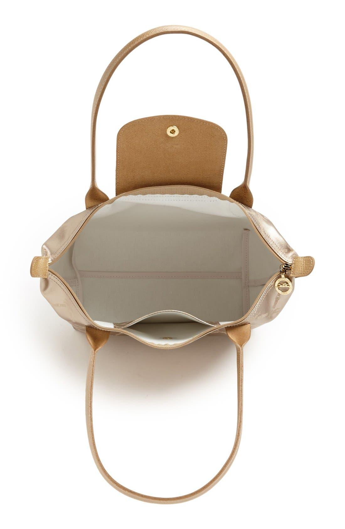 Alternate Image 2  - Longchamp 'Medium LM Métal' Shoulder Tote