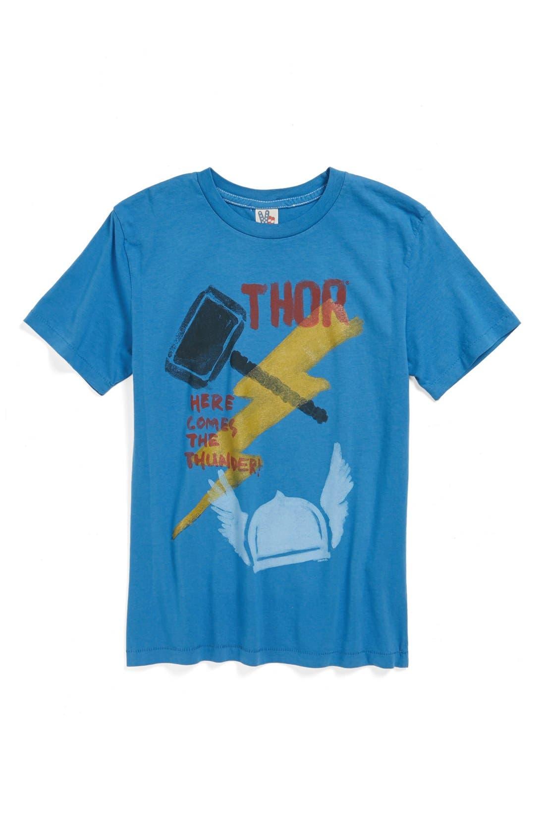 Main Image - Junk Food 'Thor' T-Shirt (Little Boys & Big Boys)