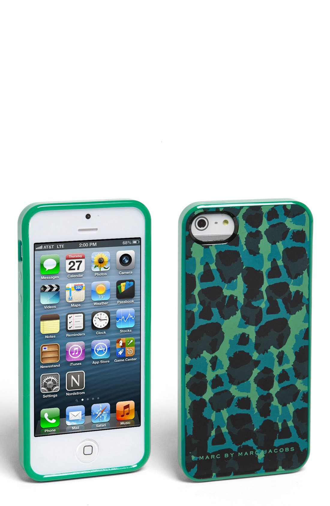 Alternate Image 1 Selected - MARC BY MARC JACOBS 'Aurora' iPhone 5 & 5s Case