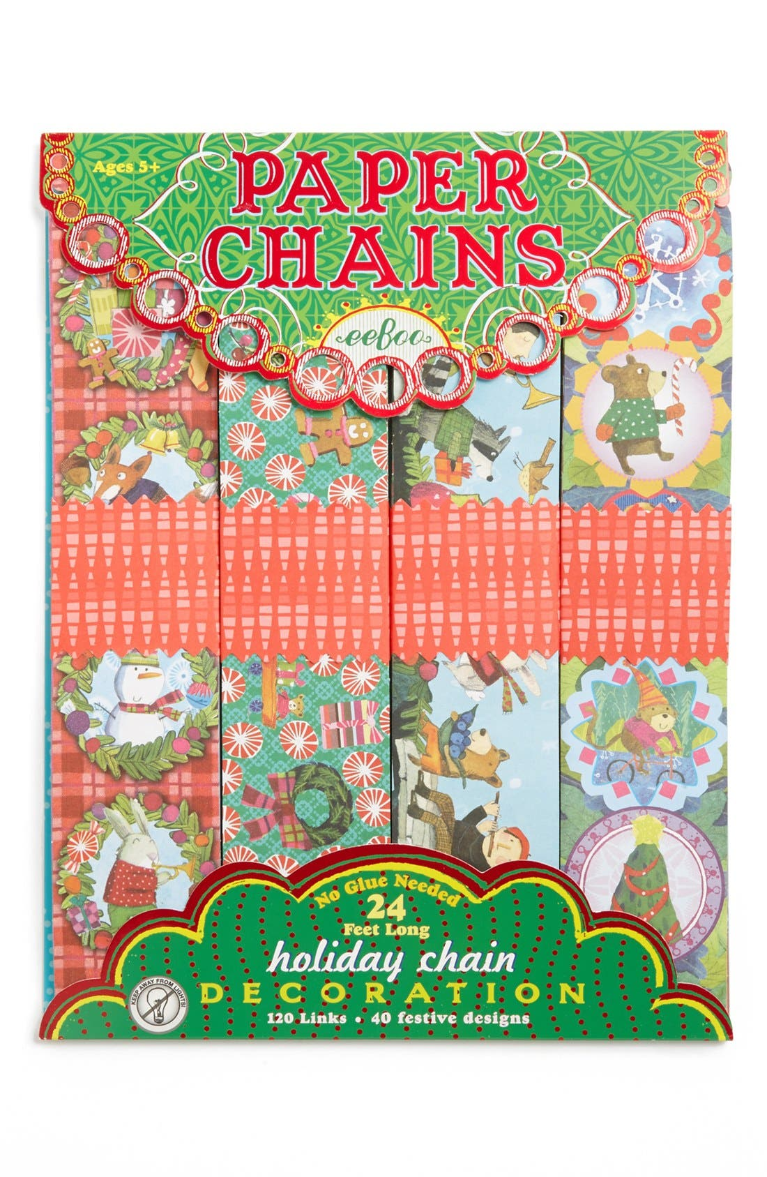 Main Image - eeBoo Paper Chain Kit