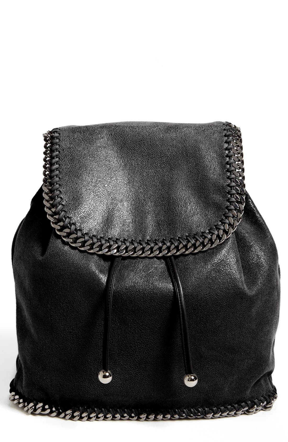 Alternate Image 1 Selected - Stella McCartney 'Falabella - Shaggy Deer' Backpack