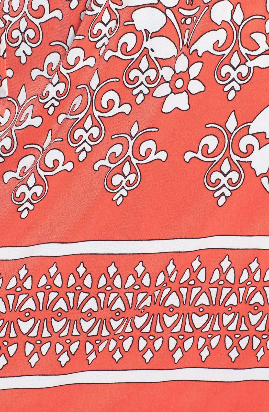 Alternate Image 3  - In Bloom by Jonquil 'Bali' Robe