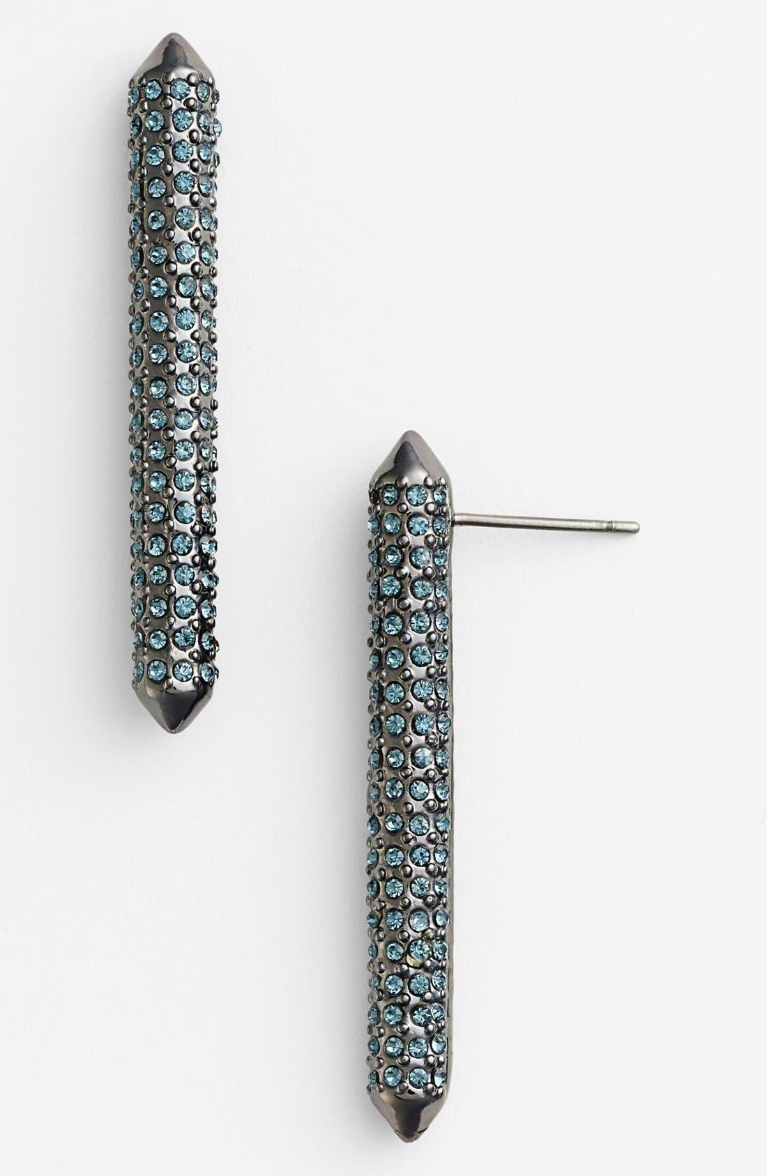 Main Image - Rebecca Minkoff Long Bar Stud Earrings