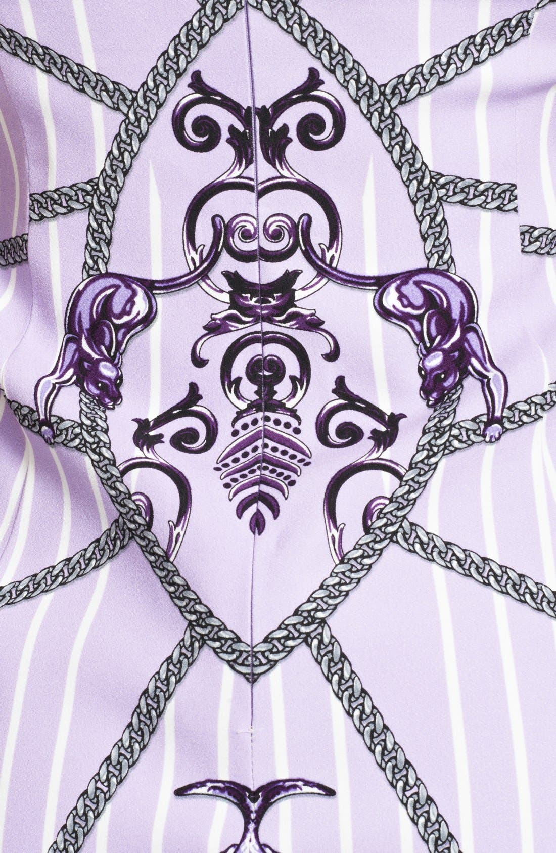 Alternate Image 3  - Versace Collection Print Sheath Dress