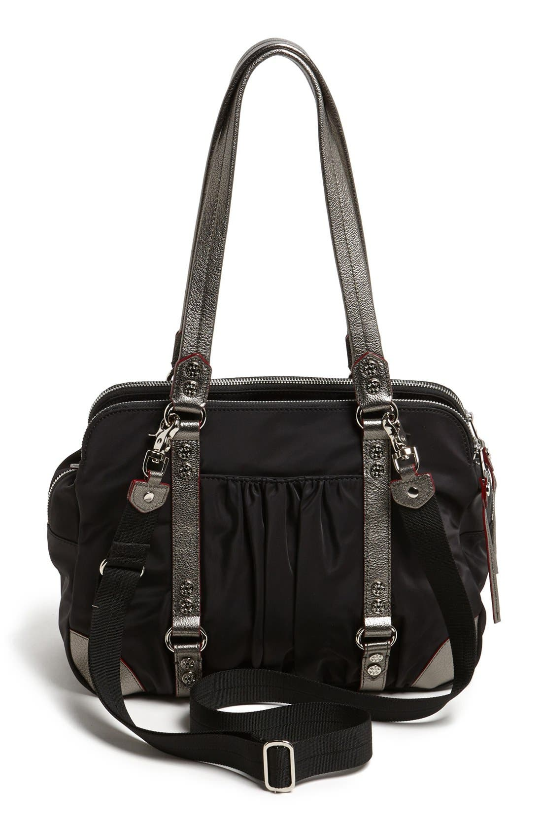 Alternate Image 2  - MZ Wallace 'Tribeca' Bedford Nylon Satchel