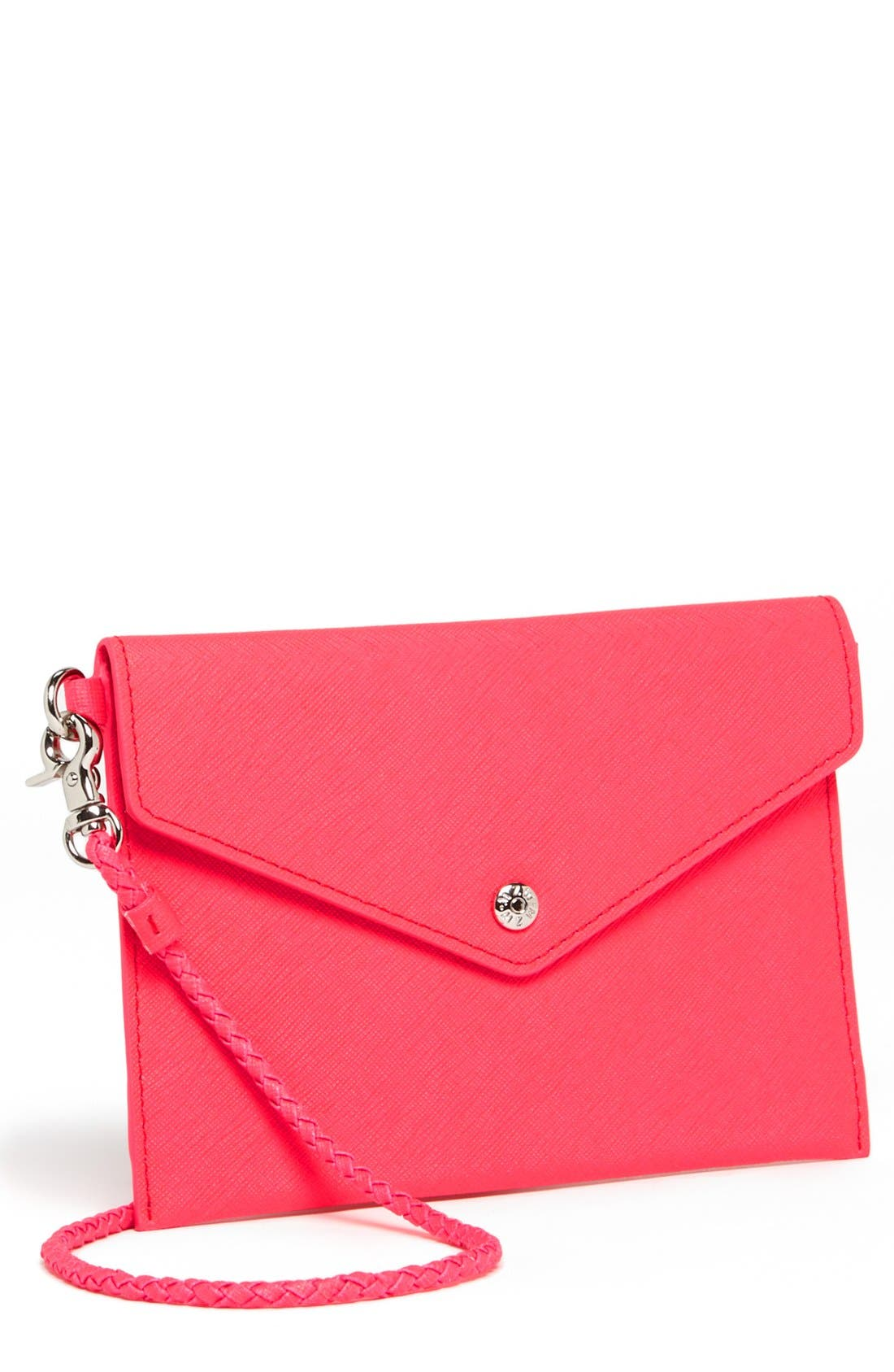 Alternate Image 1 Selected - MZ Wallace 'Greta' Crossbody Envelope Clutch