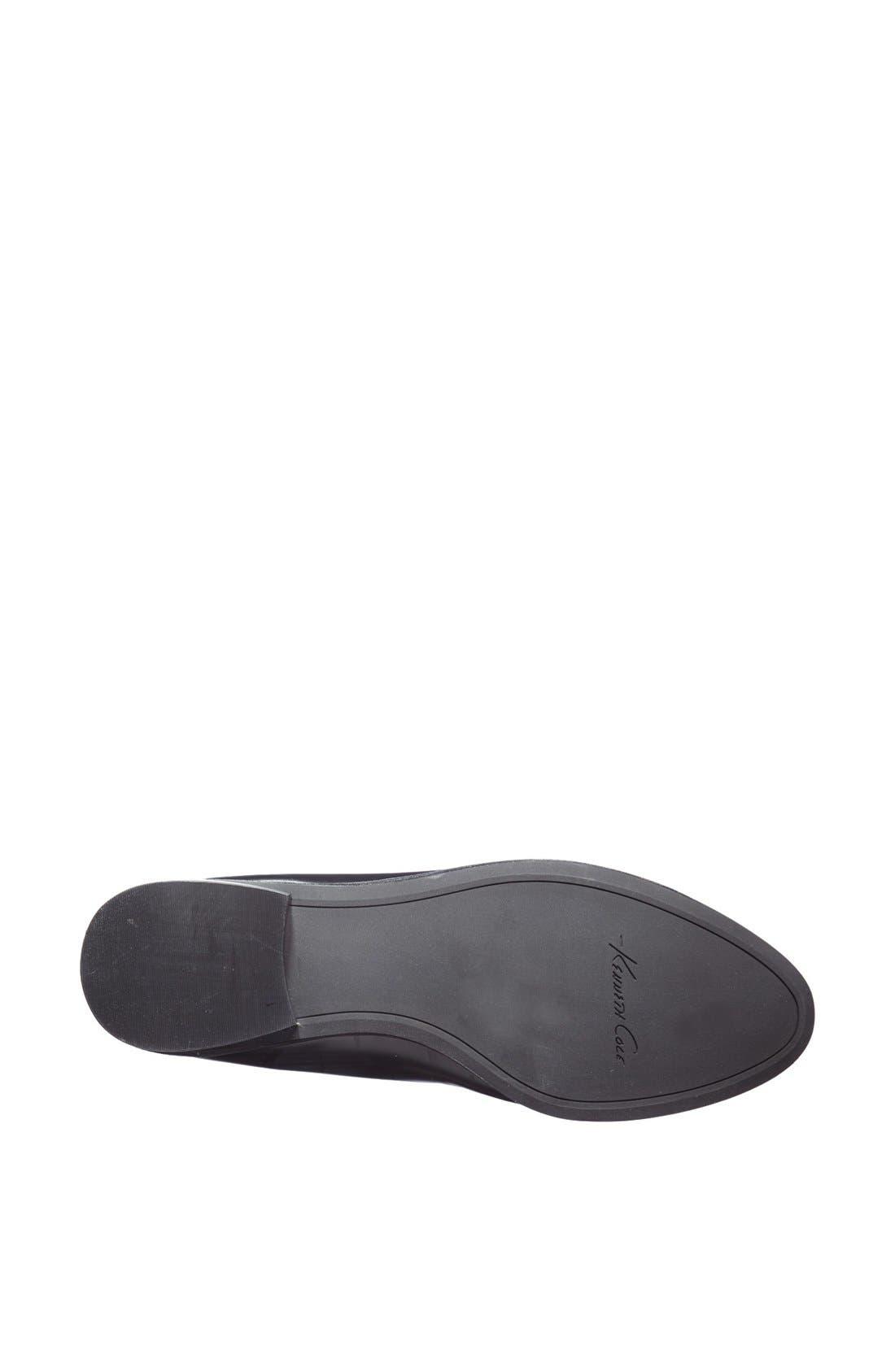 Alternate Image 4  - Kenneth Cole New York 'Hudson' Leather Flat