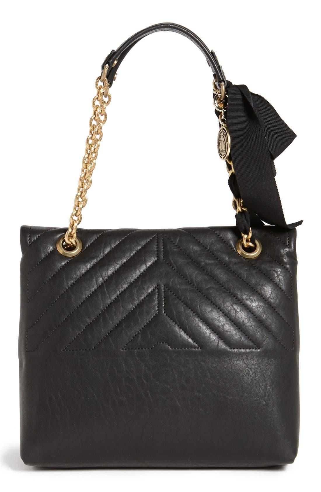 Alternate Image 4  - Lanvin 'Happy' Quilted Flap Shoulder Bag