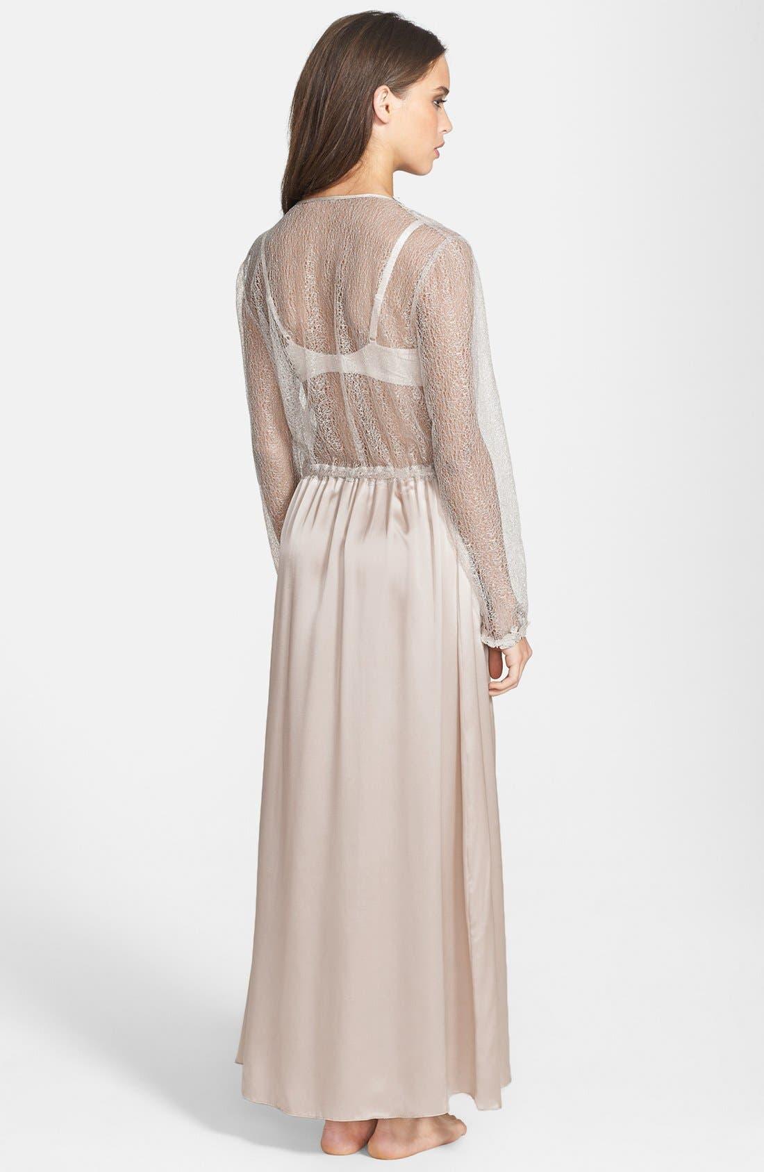 Alternate Image 2  - Flora Nikrooz Showstopper Robe