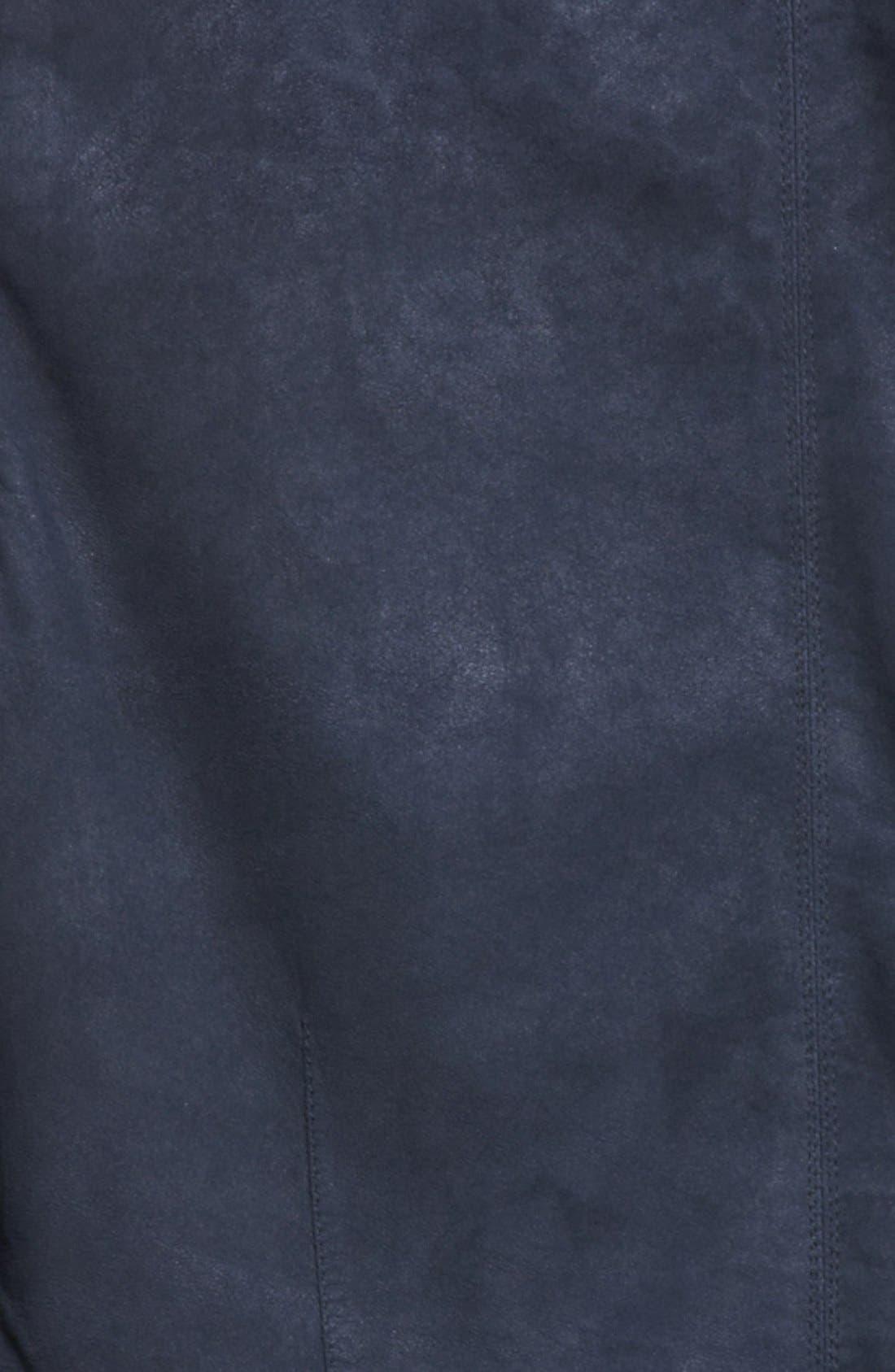 Alternate Image 4  - Rick Owens Leather Jacket