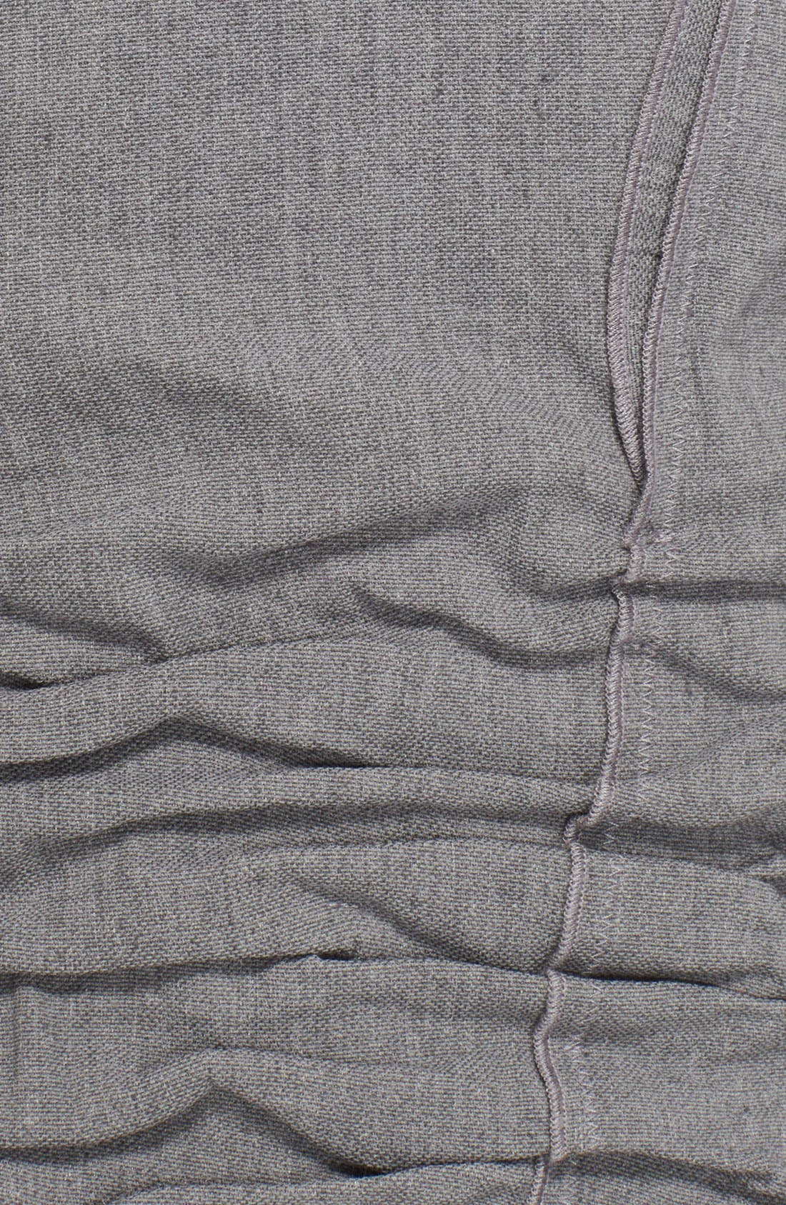 Alternate Image 3  - Donna Karan Collection Linen Blend Midi Skirt