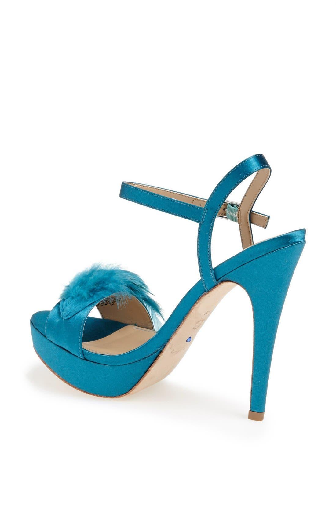 Alternate Image 2  - David Tutera 'Adore' Platform Sandal
