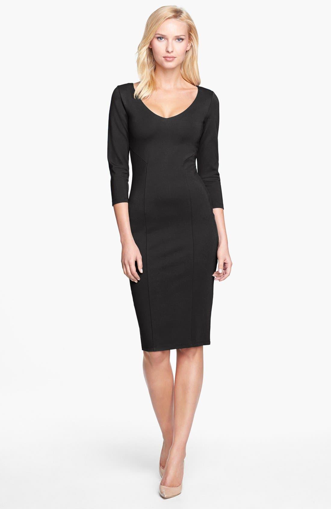 Alternate Image 3  - Felicity & Coco Midi Sheath Dress (Nordstrom Exclusive)