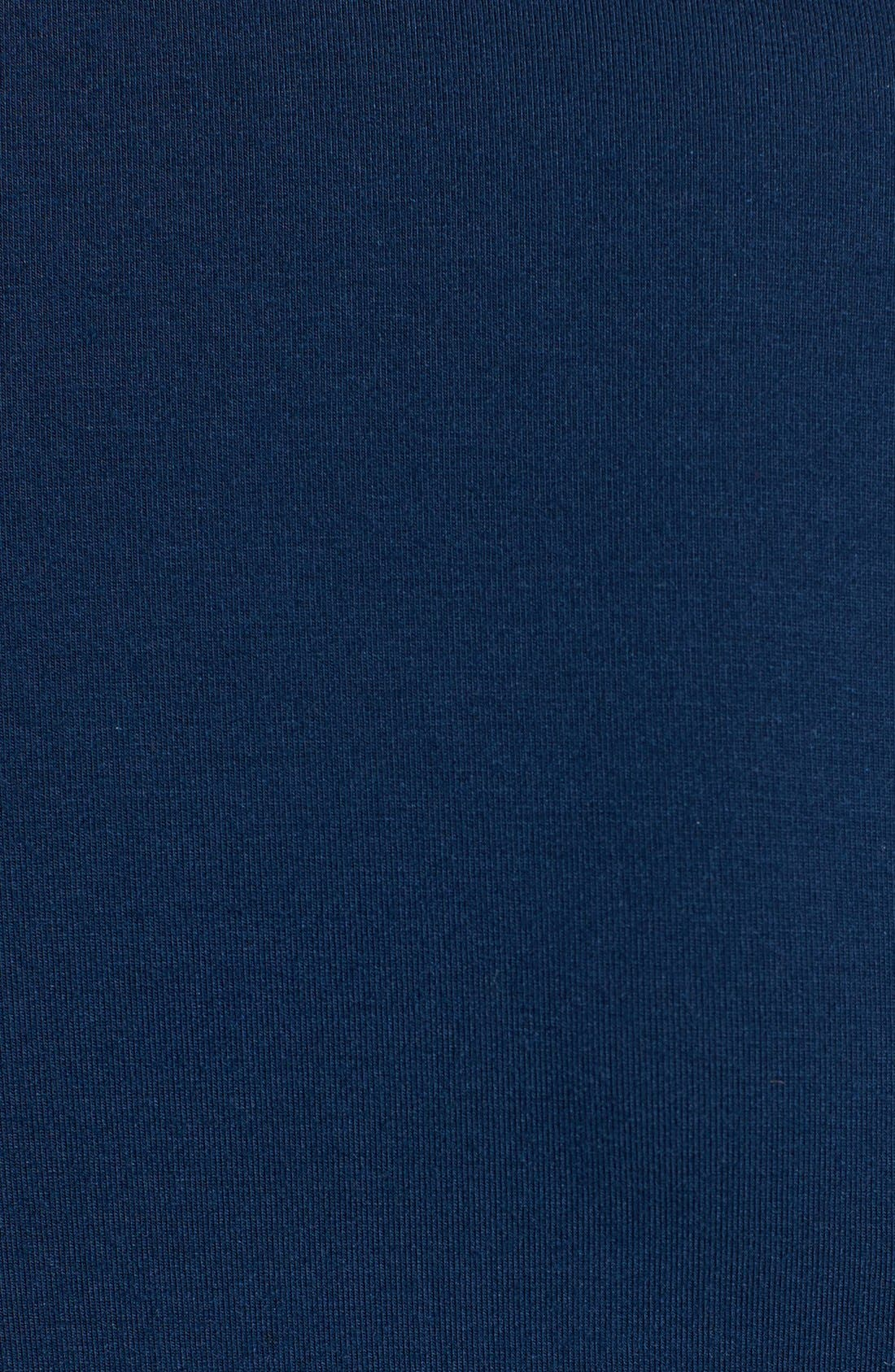 Alternate Image 3  - Eberjey 'Gisele' Jersey Tunic Sleep Shirt