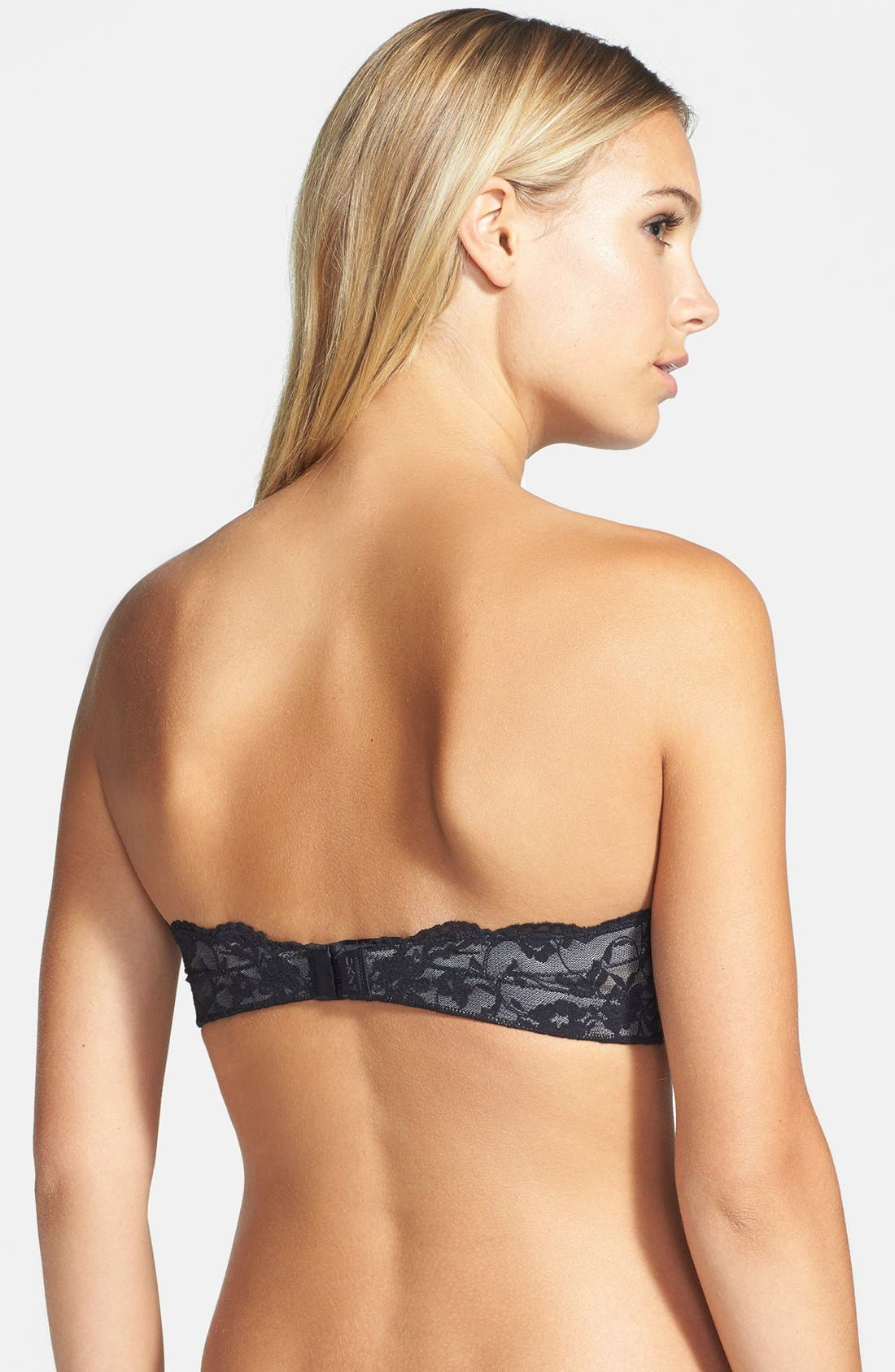 Alternate Image 5  - DKNY 'Super Glam' Extreme Push-Up Strapless Bra