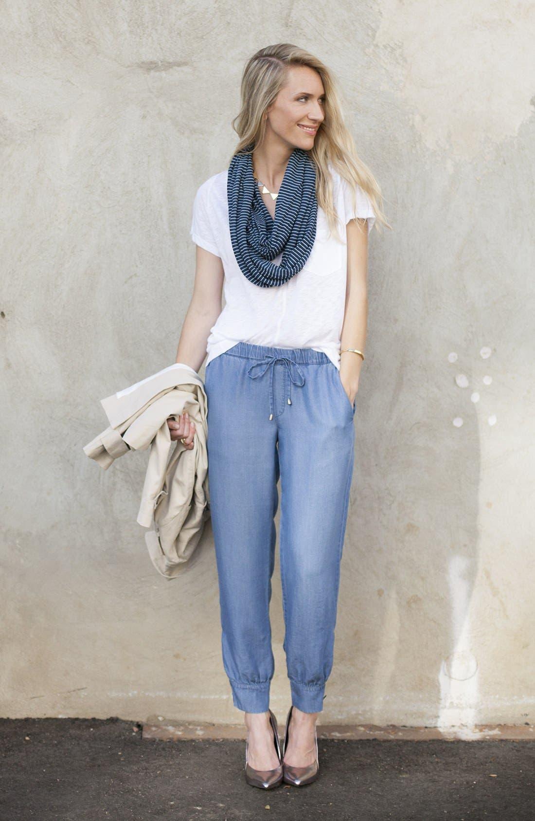 Main Image - Splendid Tee & Pants