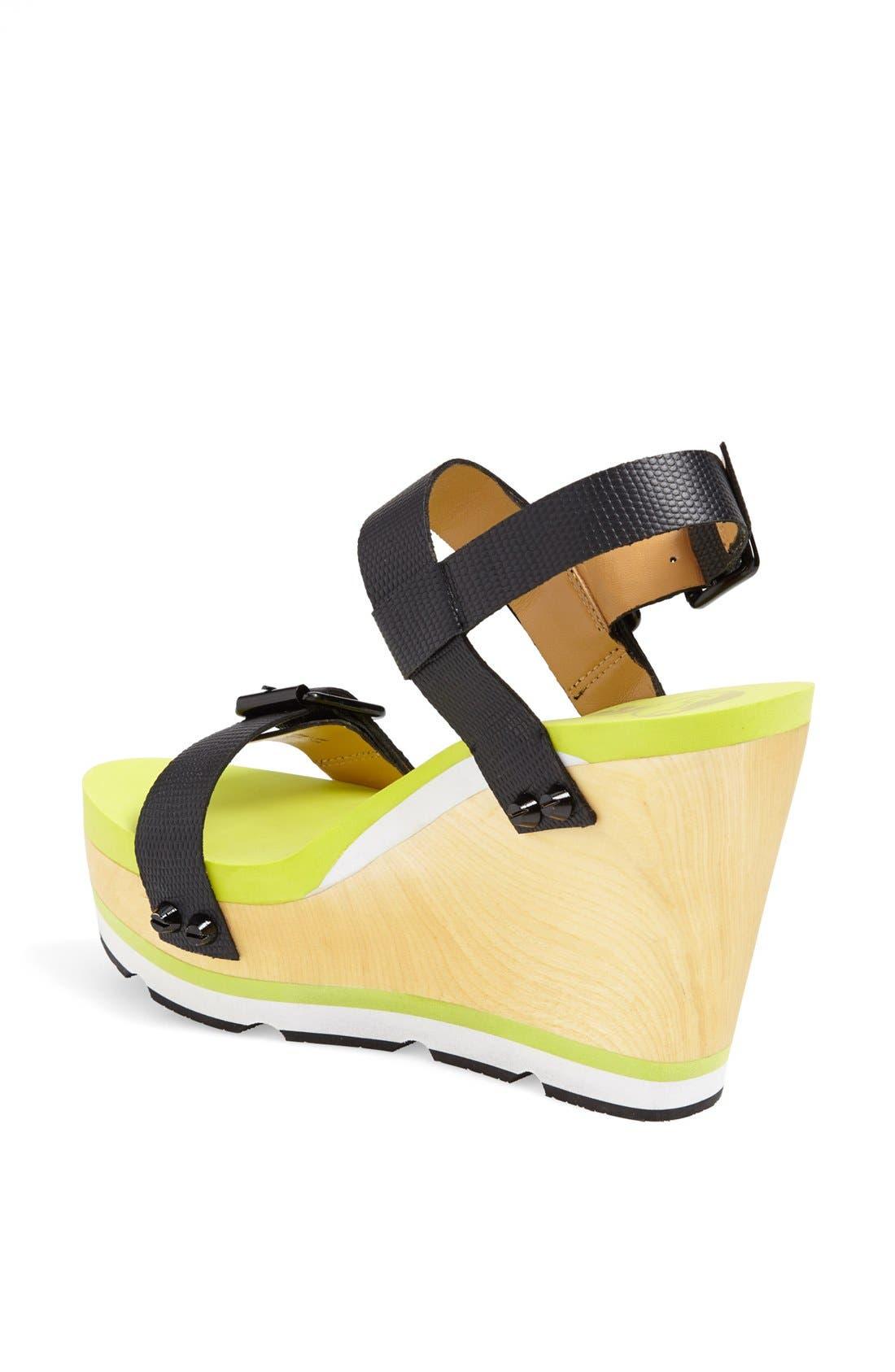 Alternate Image 2  - Flogg 'Claudia' Wedge Platform Sandal