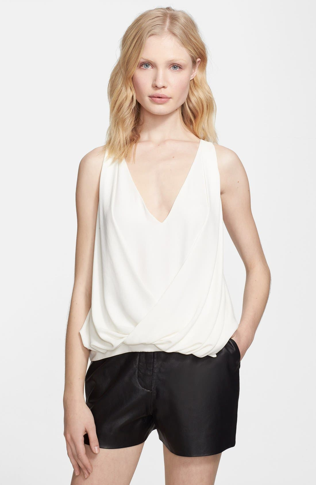 Alternate Image 1 Selected - Elizabeth and James 'Tiana' Draped Tank