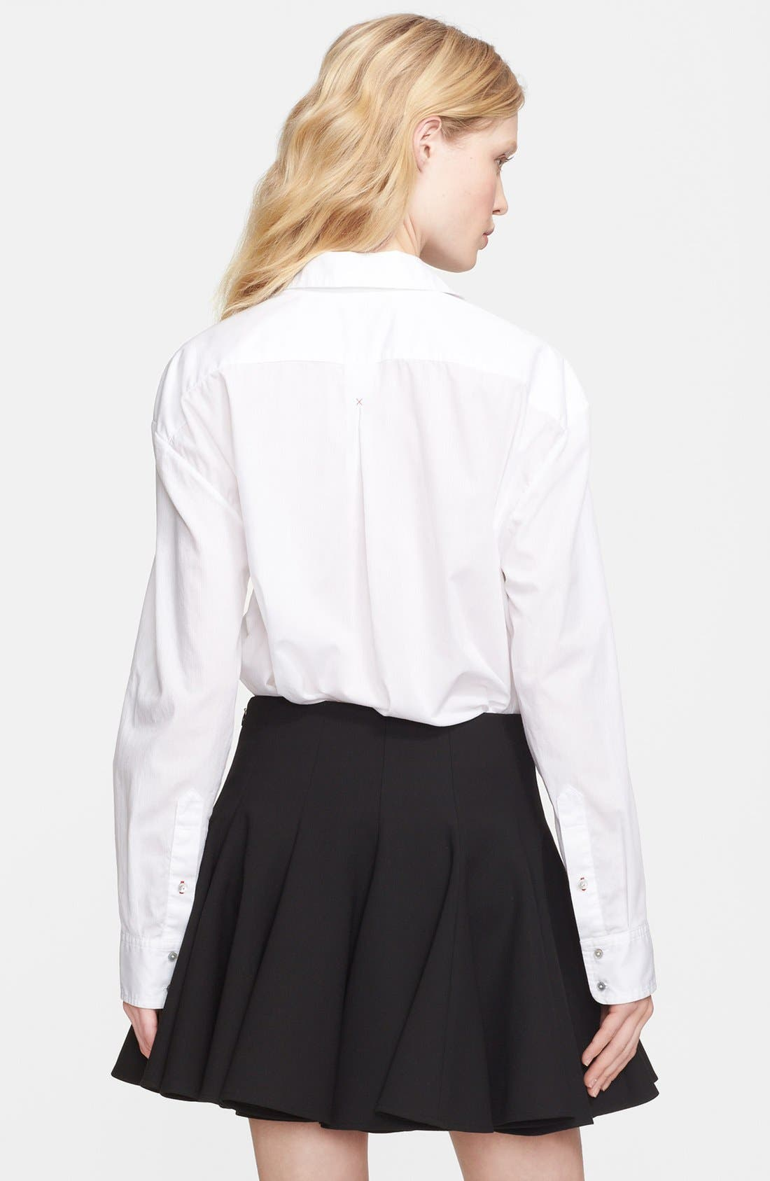 Alternate Image 2  - Elizabeth and James 'Carine' Cotton Shirt