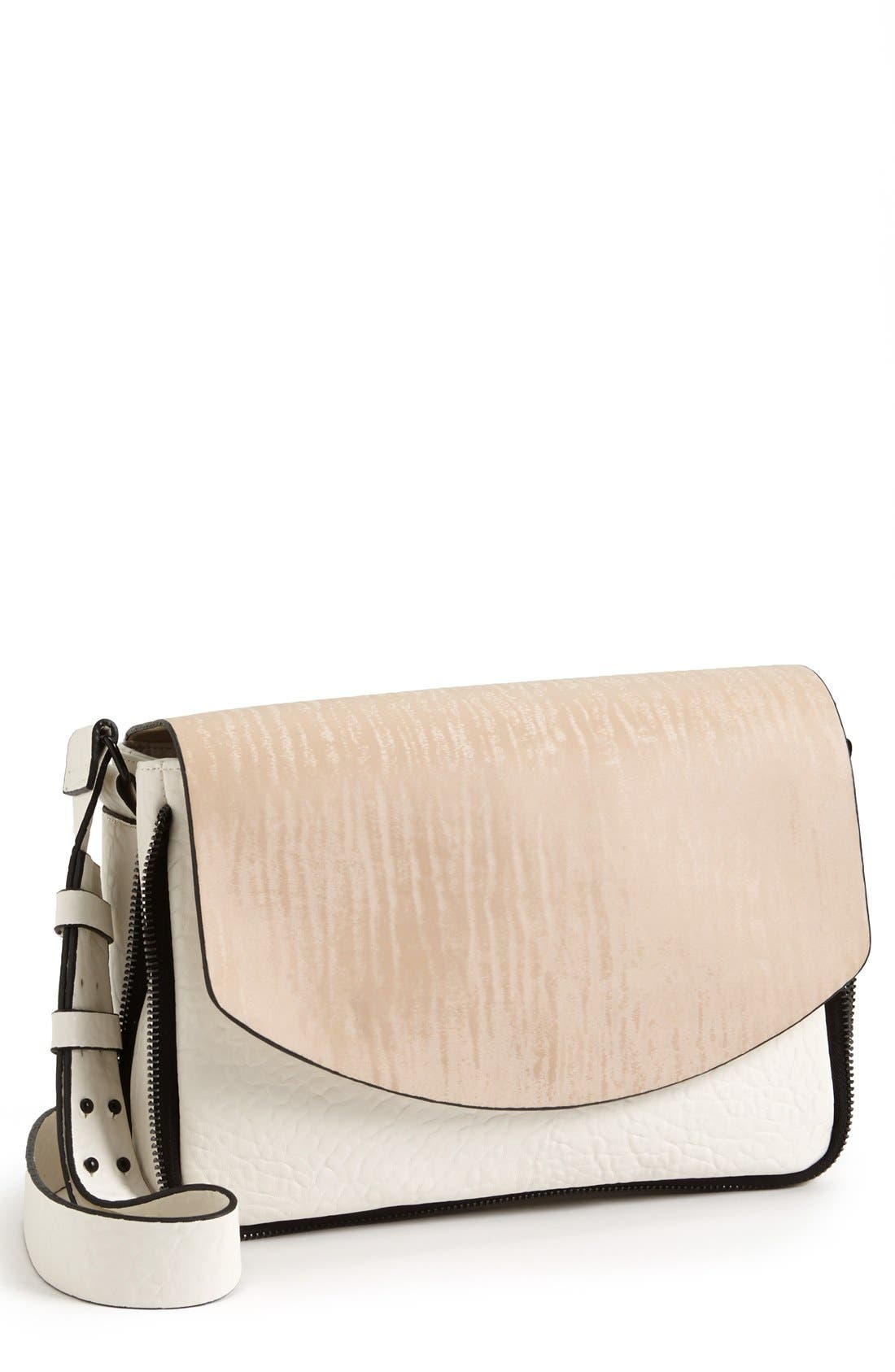 Alternate Image 1 Selected - French Connection 'Chelsea' Crossbody Bag