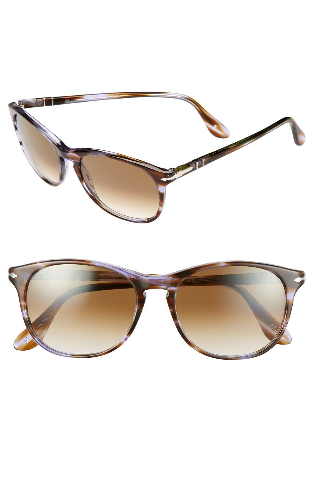 Alternate Image 1 Selected - Persol 'Suprema Circle' 54mm Sunglasses