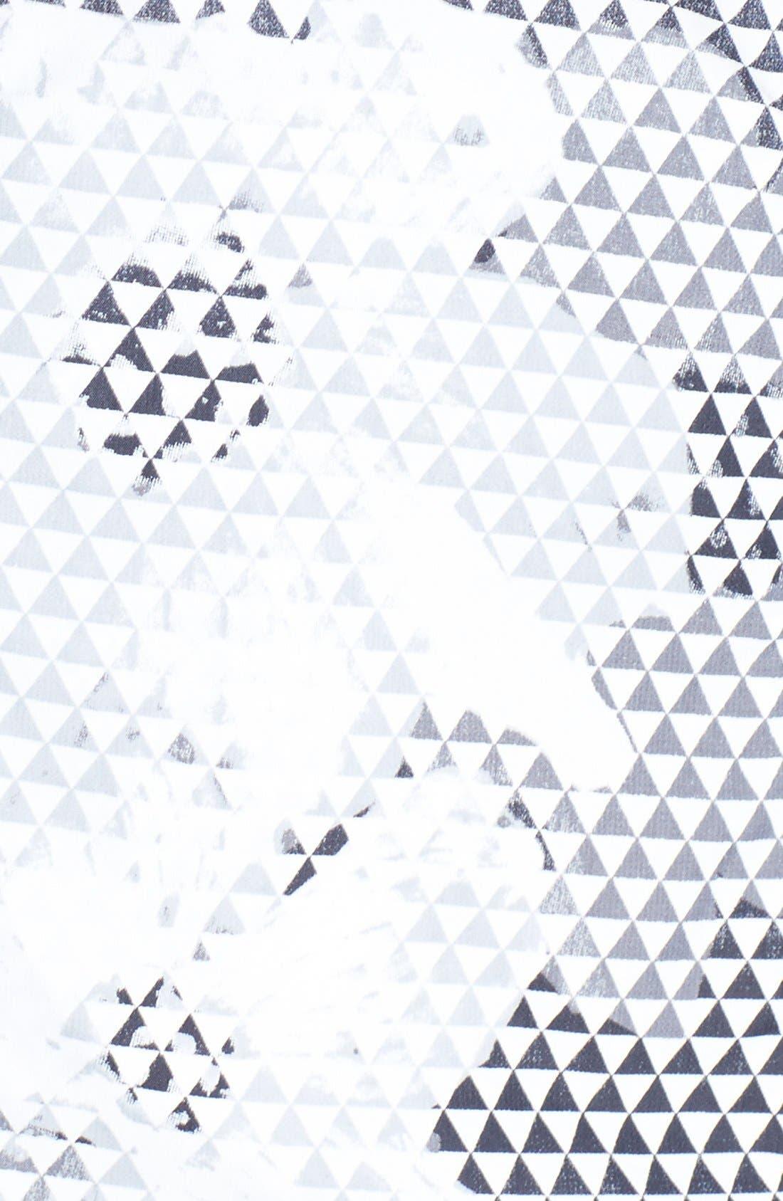 Alternate Image 5  - Nike 'Distance' Print Hooded Jacket