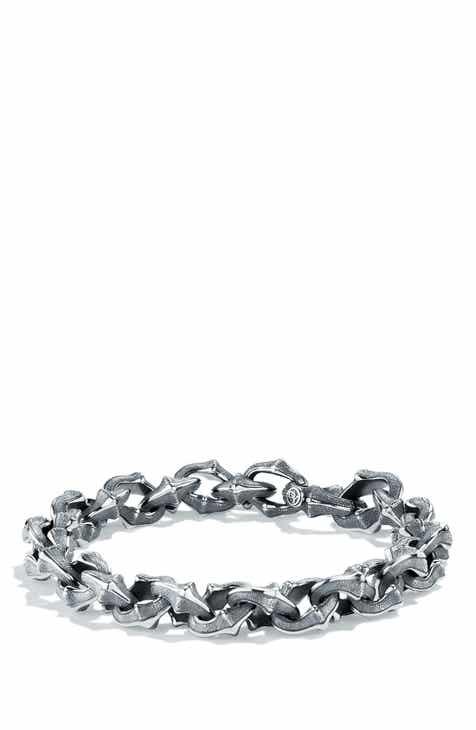David Yurman Armory Small Link Bracelet