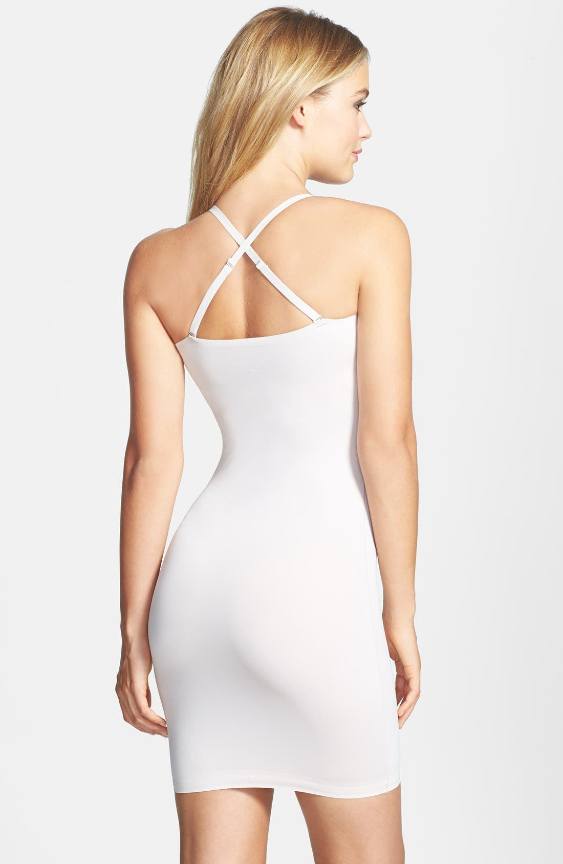 Alternate Image 5  - Yummie 'Kelley' Convertible Strapless Smoother Slip