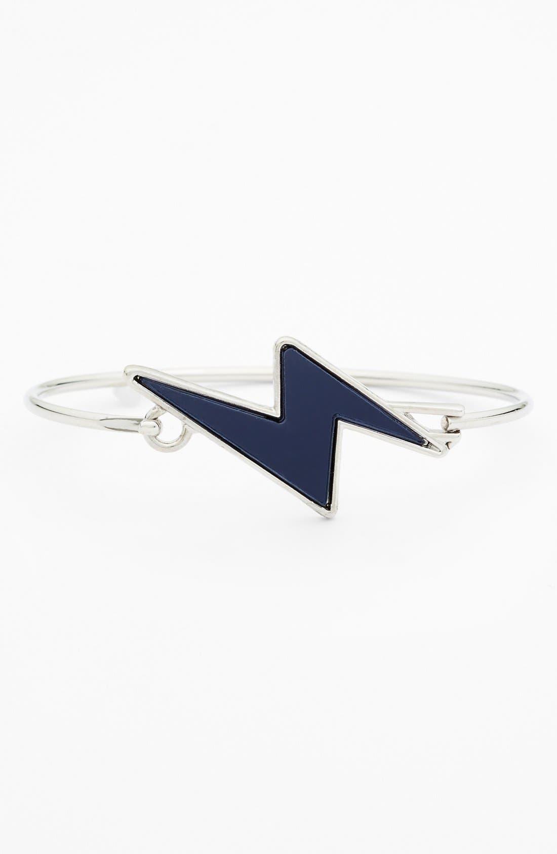 Alternate Image 1 Selected - MARC BY MARC JACOBS 'Grab & Go Debbies' Lightning Bolt Bracelet