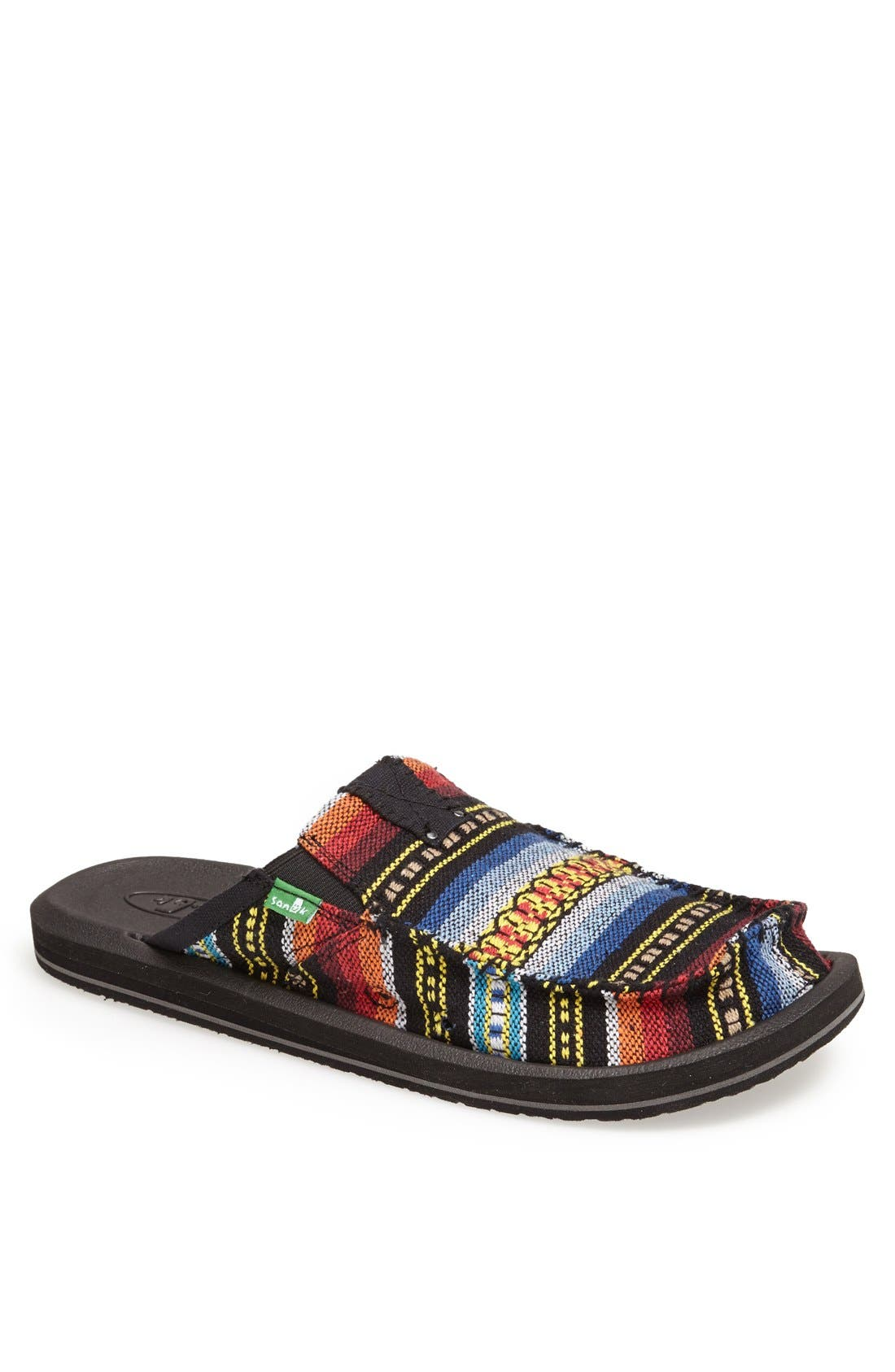 Alternate Image 1 Selected - Sanuk 'You Got My Back II' Sandal (Men)