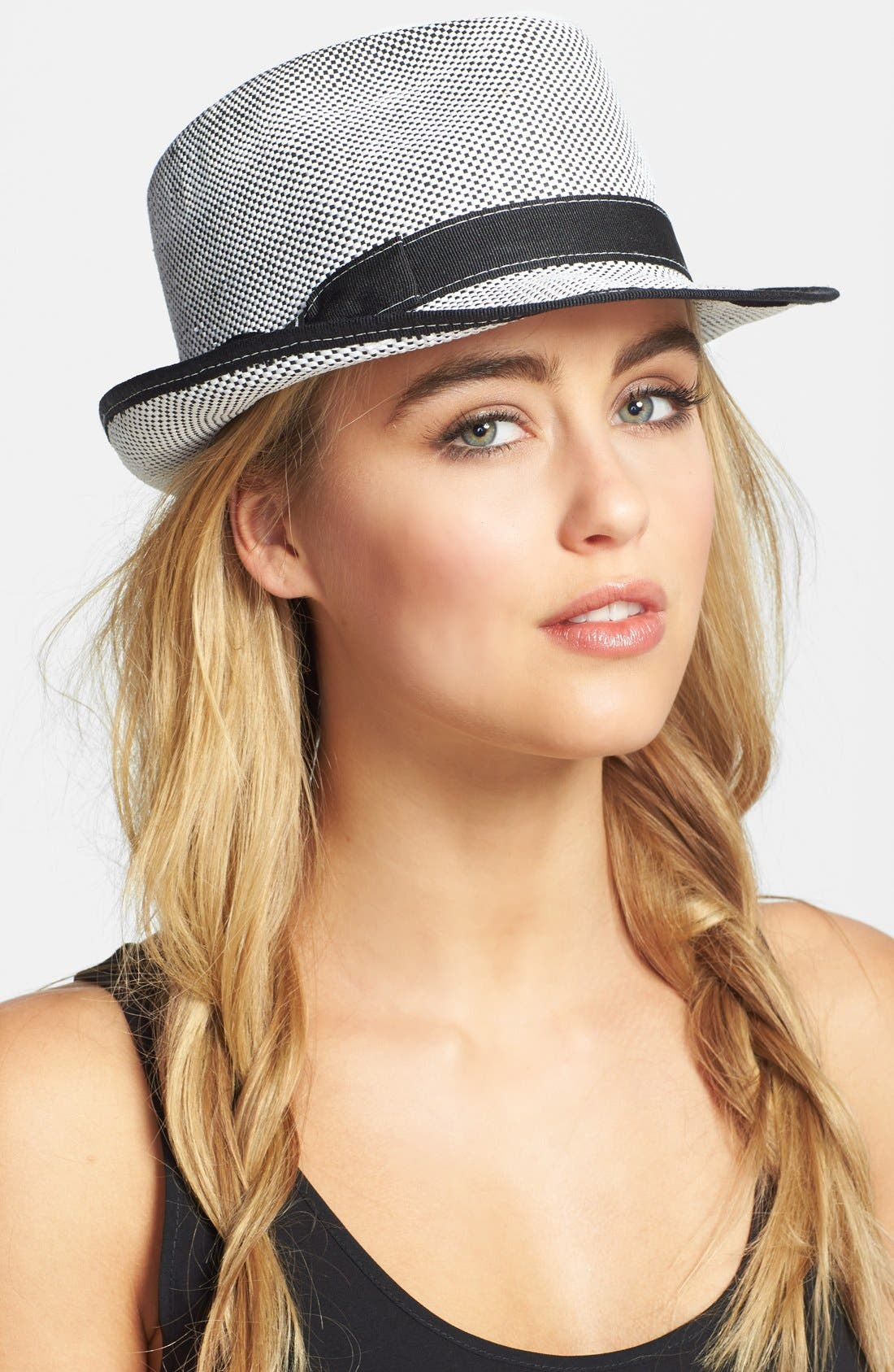 Alternate Image 1 Selected - Nordstrom Ombré Fedora
